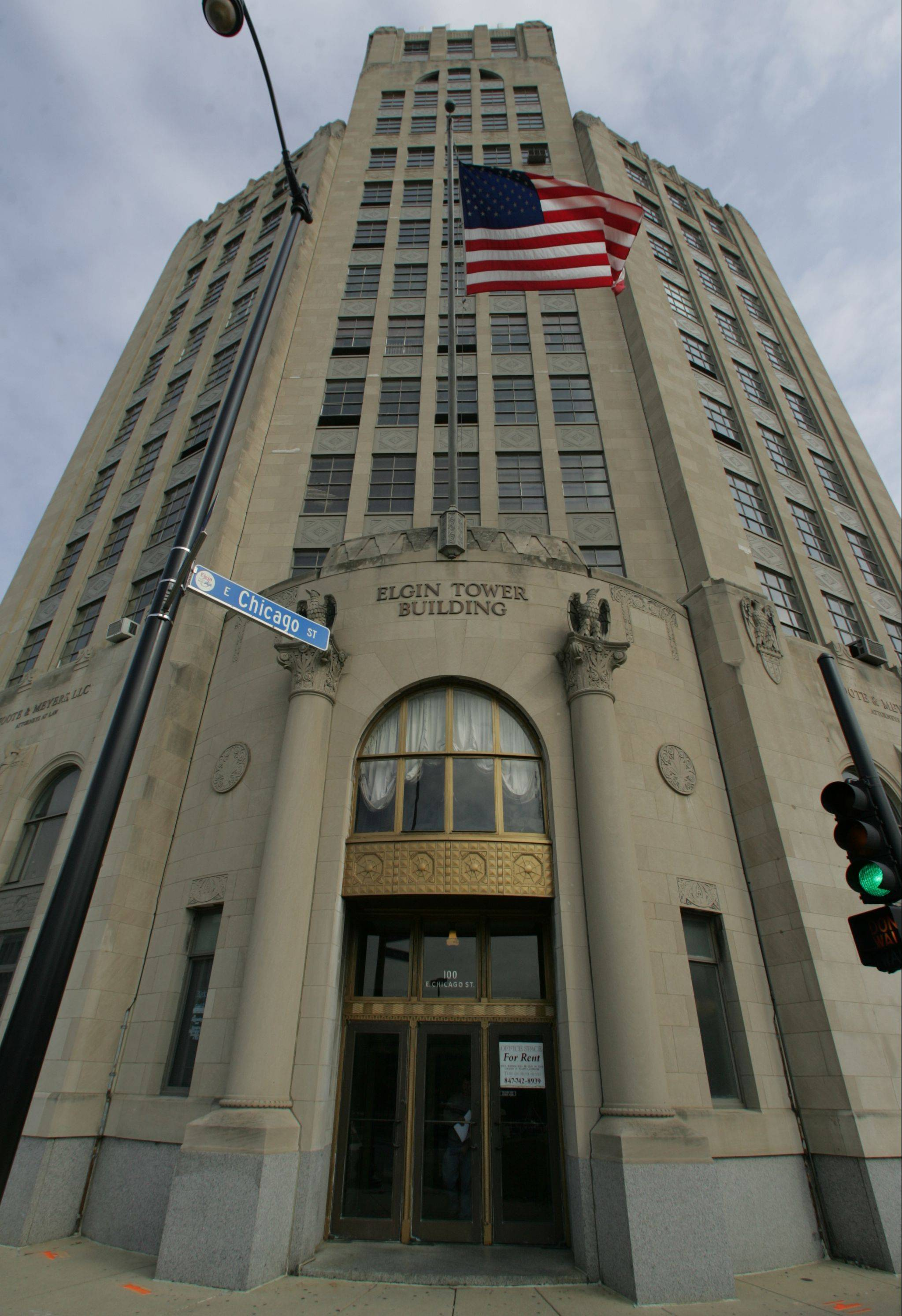 Gorman & Co. entered into an agreement to buy the Elgin Tower Building.