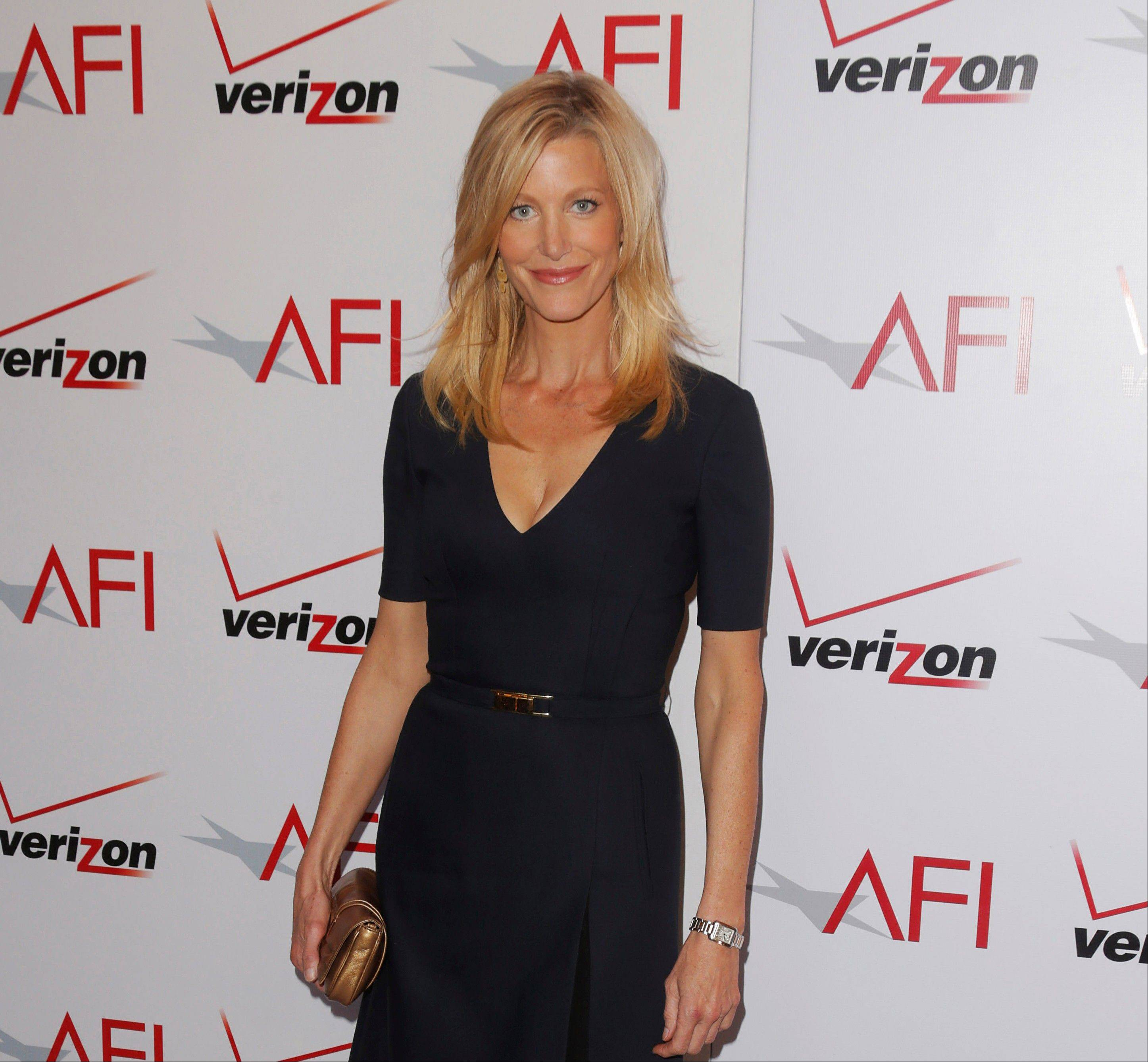 "Anna Gunn will star in ""Gracepoint,"" Fox's adaptation of the British crime series ""Broadchurch."""