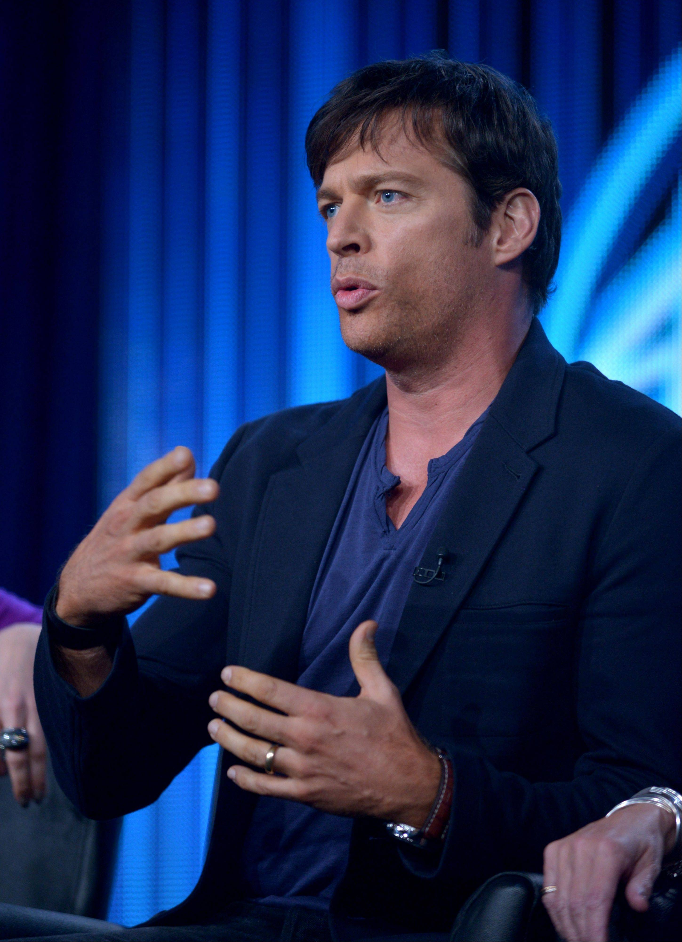 "New ""American Idol"" judge Harry Connick Jr. talks about the new season of the show, which starts Wednesday."
