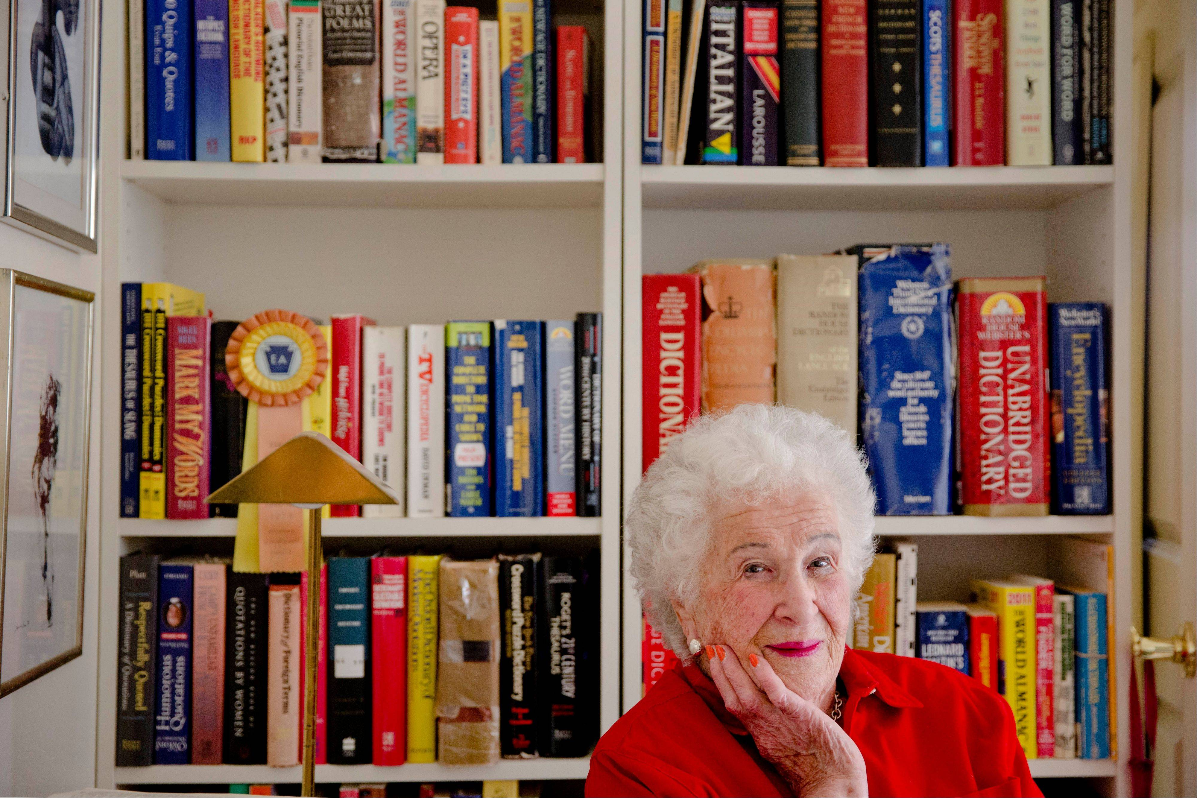 Longtime crossword constructor Bernice Gordon was born on Jan. 11, 1914. The New York Times is scheduled to publish one of her puzzles, making her the first centenarian ever to have a grid printed in the paper. Gordon's feat comes not long after the centennial of the puzzle itself.