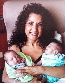 Marilyn Medina-Perez, 43, died of cancer Wednesday morning after being diagnosed the same day she gave birth to twin sons in June. She was a social worker in Northwest Suburban High School District 214 for 19 years.