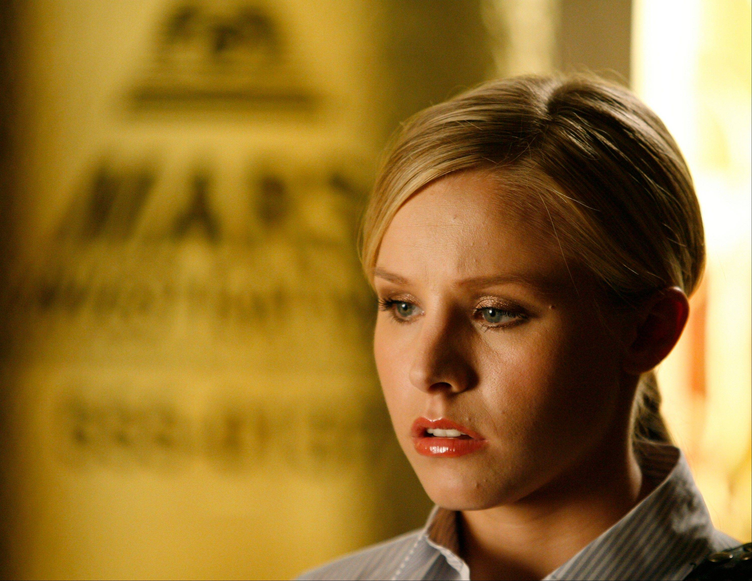 The CW says it�s developing an online spinoff of the �Veronica Mars� series, which originally starred Kristen Bell.