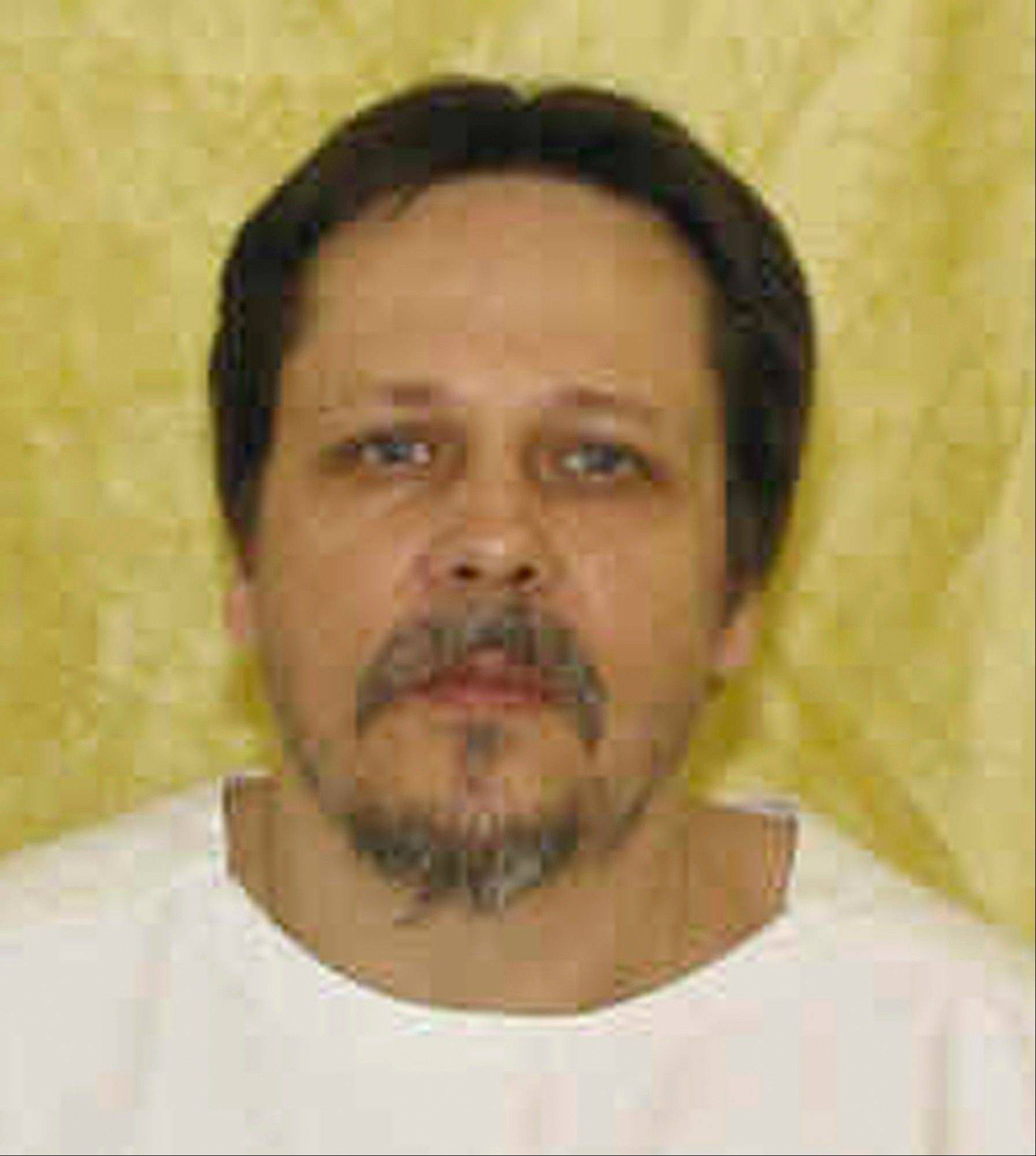 Ohio killer's execution takes almost 25 minutes