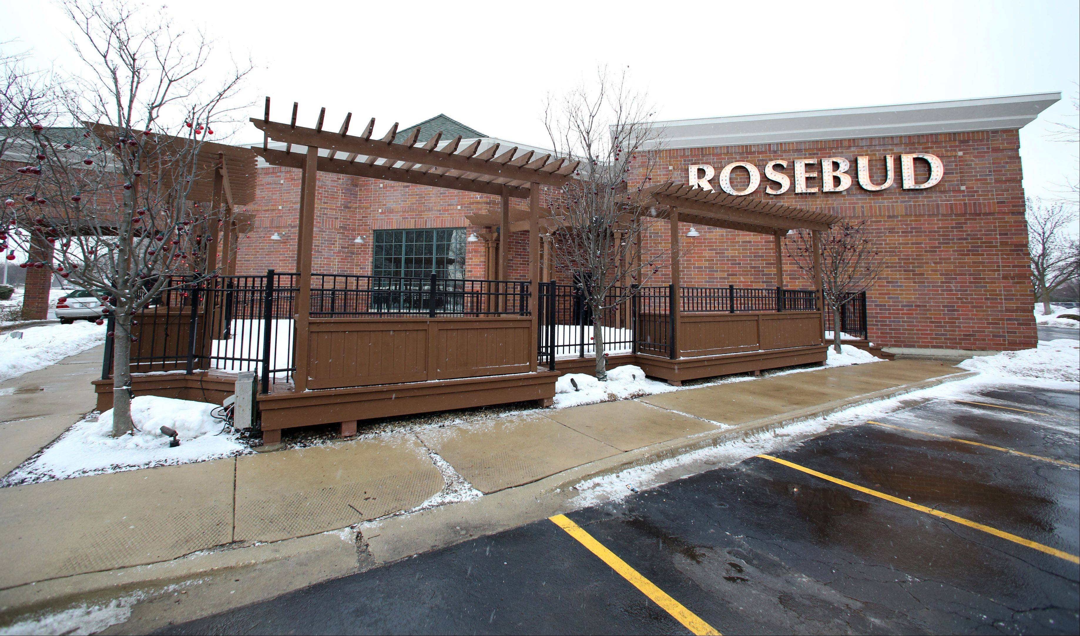 Rosebud Old World Italian restaurant in Schaumburg has been sold, but its new owner says the eatery will stay open with the same name and menu for the short term. New owner Andy-John Kalkounos said he hopes to have a new brand in place by April 1, but expects it to continue serving Italian cuisine.