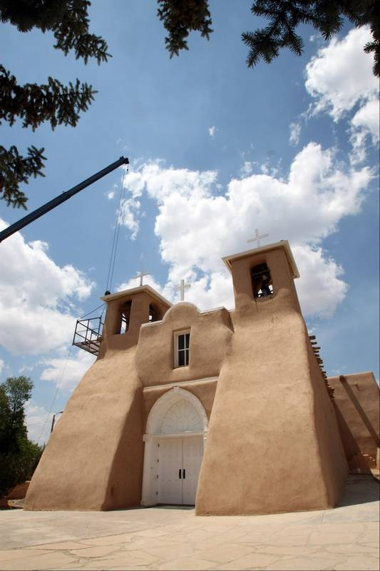 Workers On Wheels >> Off the slopes, 5 free things to do in Taos, N.M.