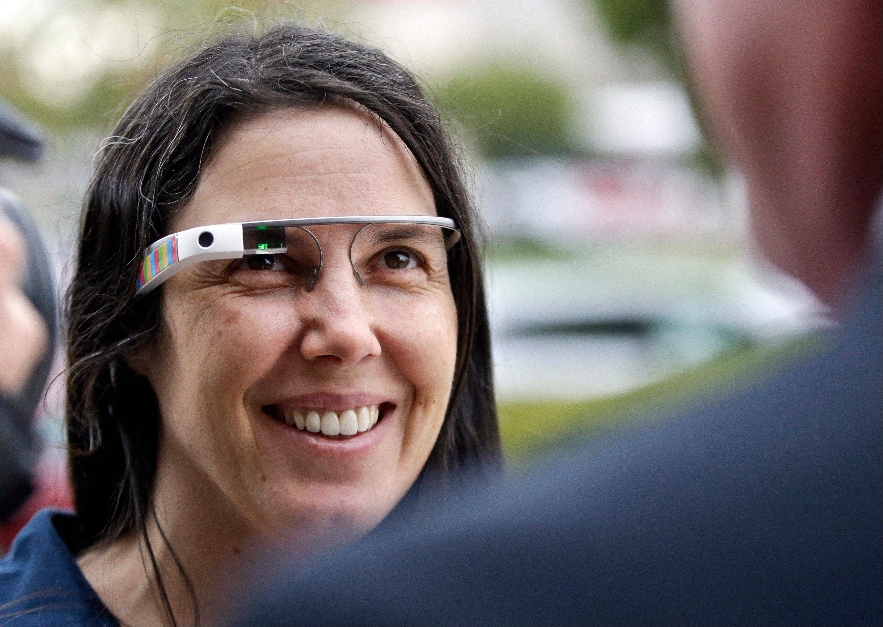 Cecilia Abadie, the California woman believed to be the first cited for wearing Google's computer-in-an-eyeglass while driving, said she was within her rights and violated no law.