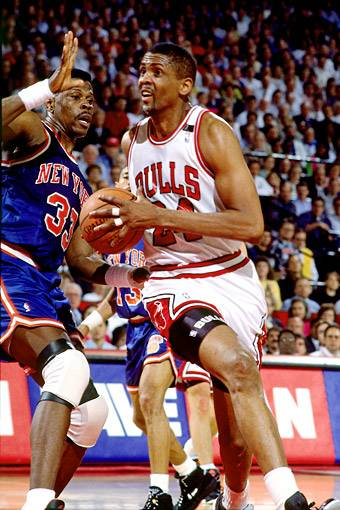 Bill Cartwright won three NBA championships as a player with the Chicago Bulls.
