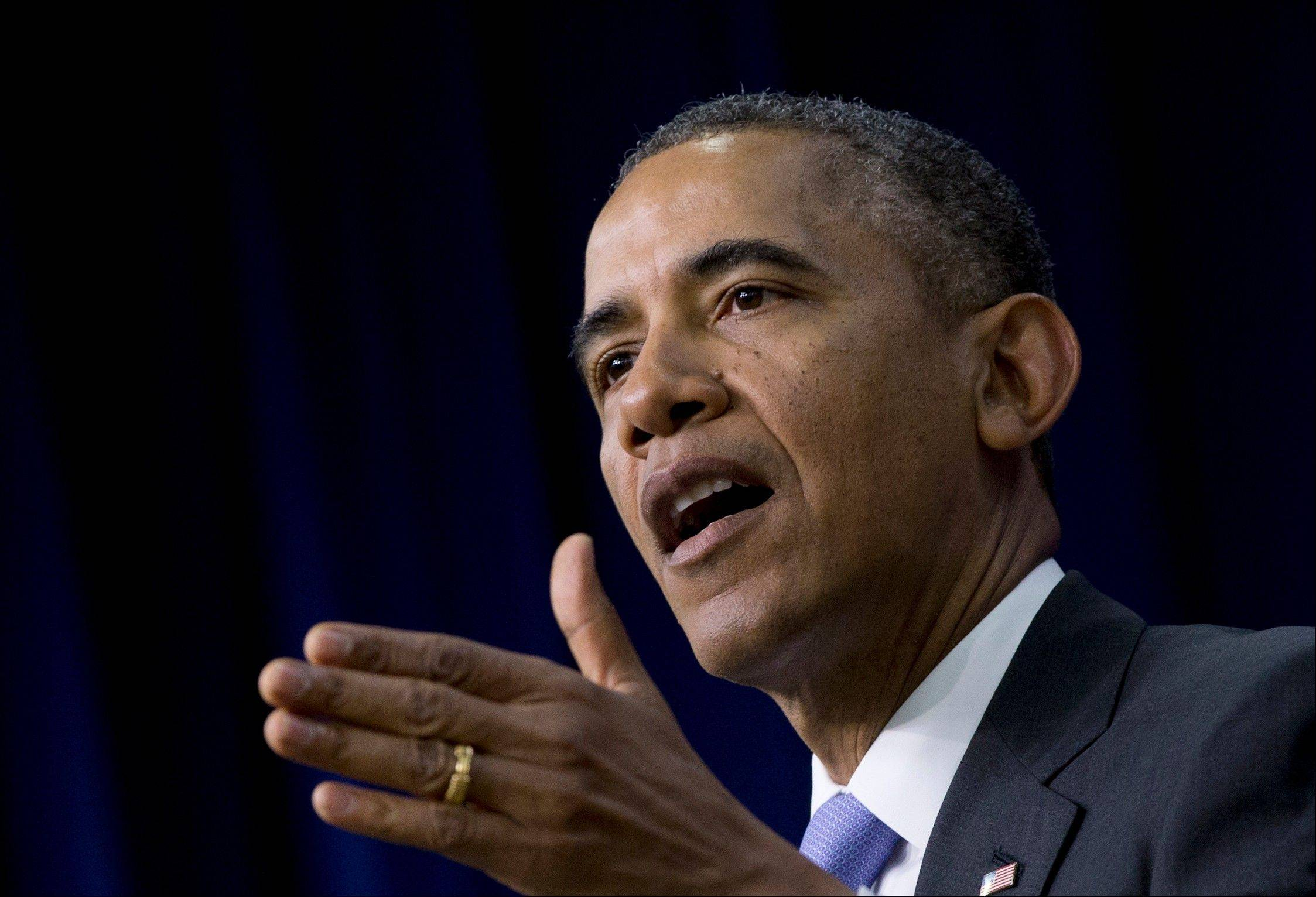 President Barack Obama gestures Thursday as he speaks during an Expanding College Opportunity event. A judge's emails held Obama in partrticularly low regard.