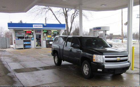 Lake Zurich officials are considering a proposal for a convenience shop as part of upgrades at the Marathon gas station at Rand and Old Rand roads.