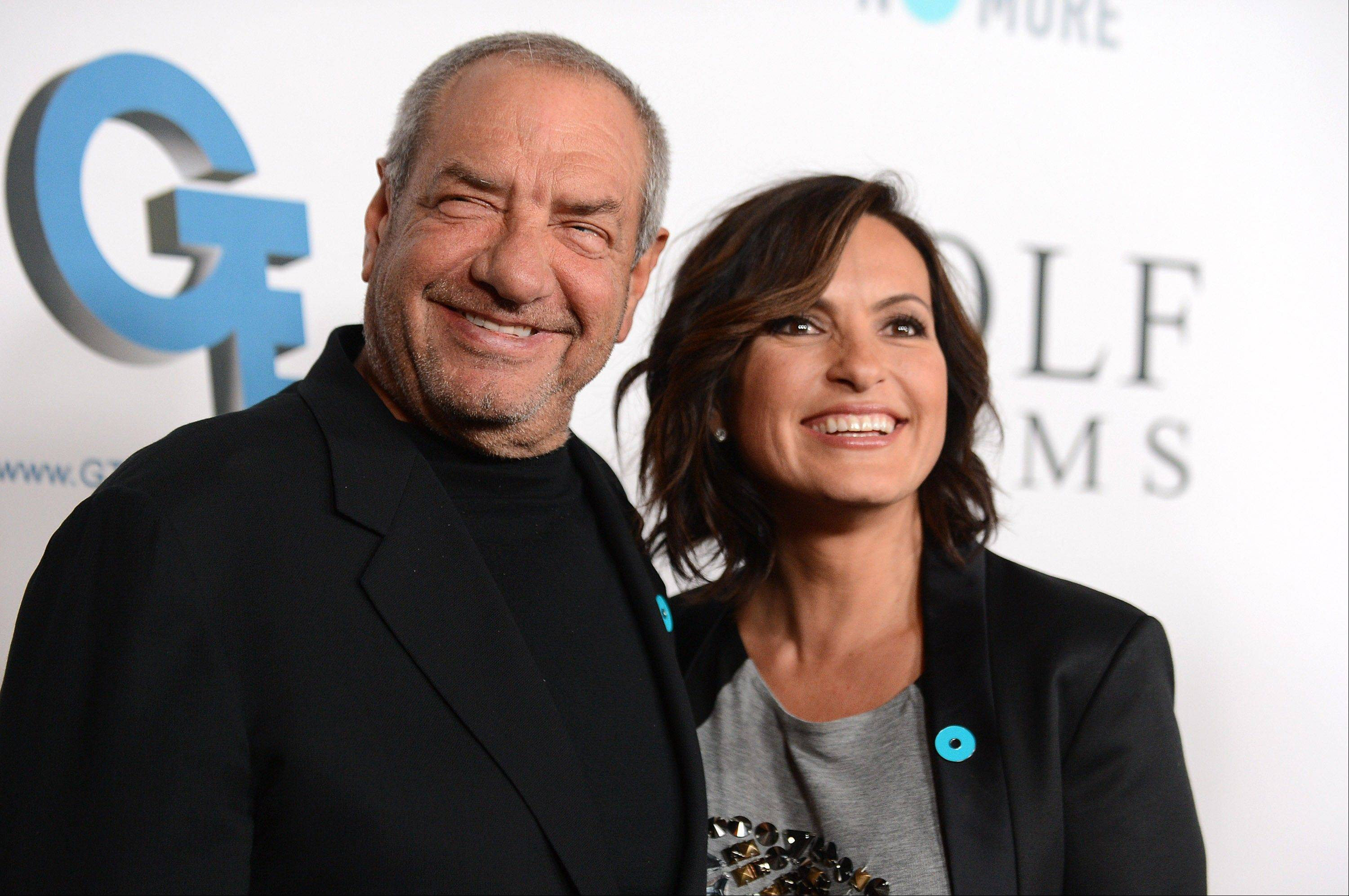 "Dick Wolf's ""Law & Order: Special Victims Unit,"" starring Mariska Hargitay, is in its 15th season. It airs at 8 p.m. Wednesdays on NBC."