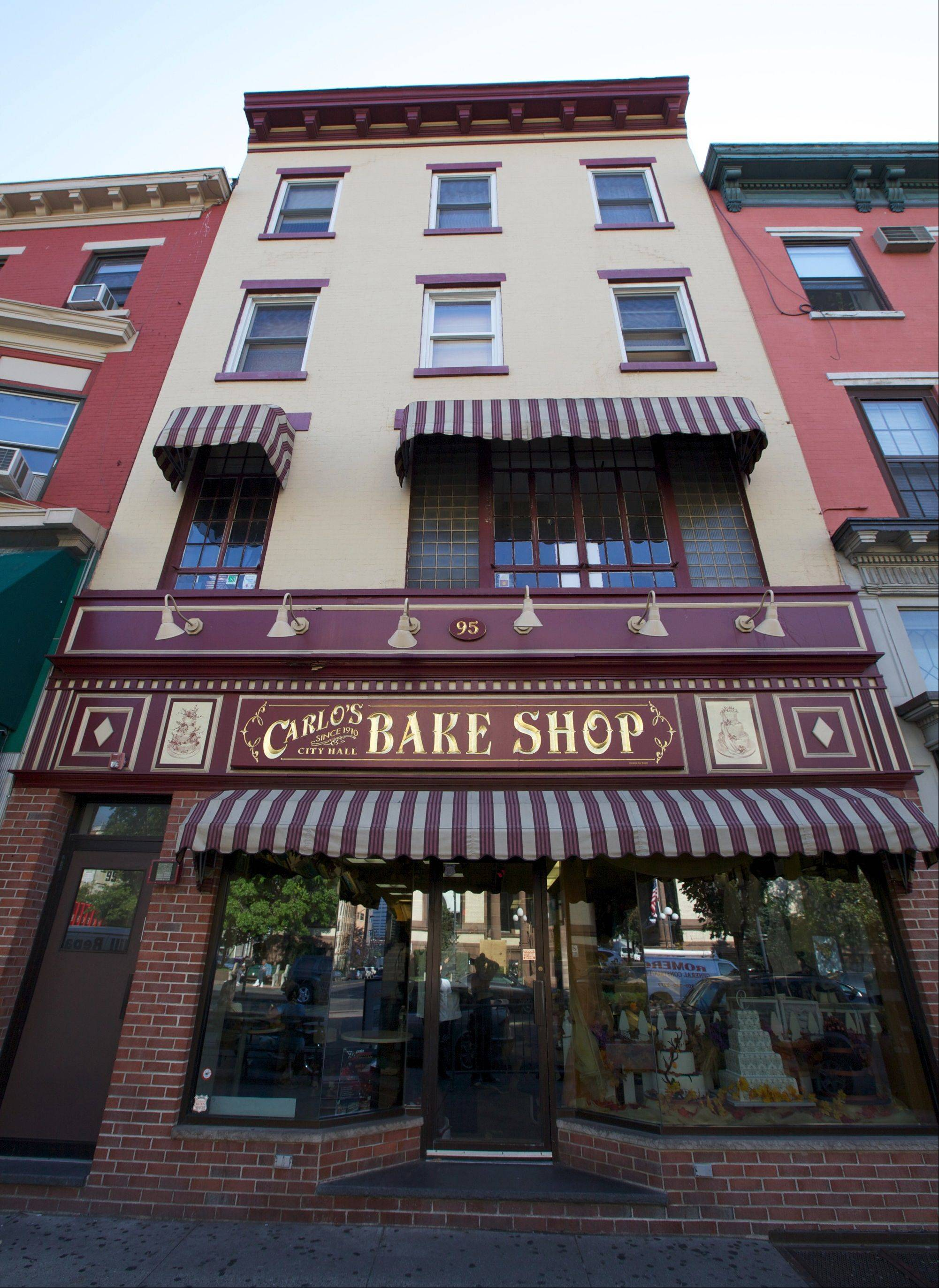 "Fans of ""Cake Boss"" Buddy Valastro might want to visit Carlo's Bakery in Hoboken, where a line usually stretches around the block."