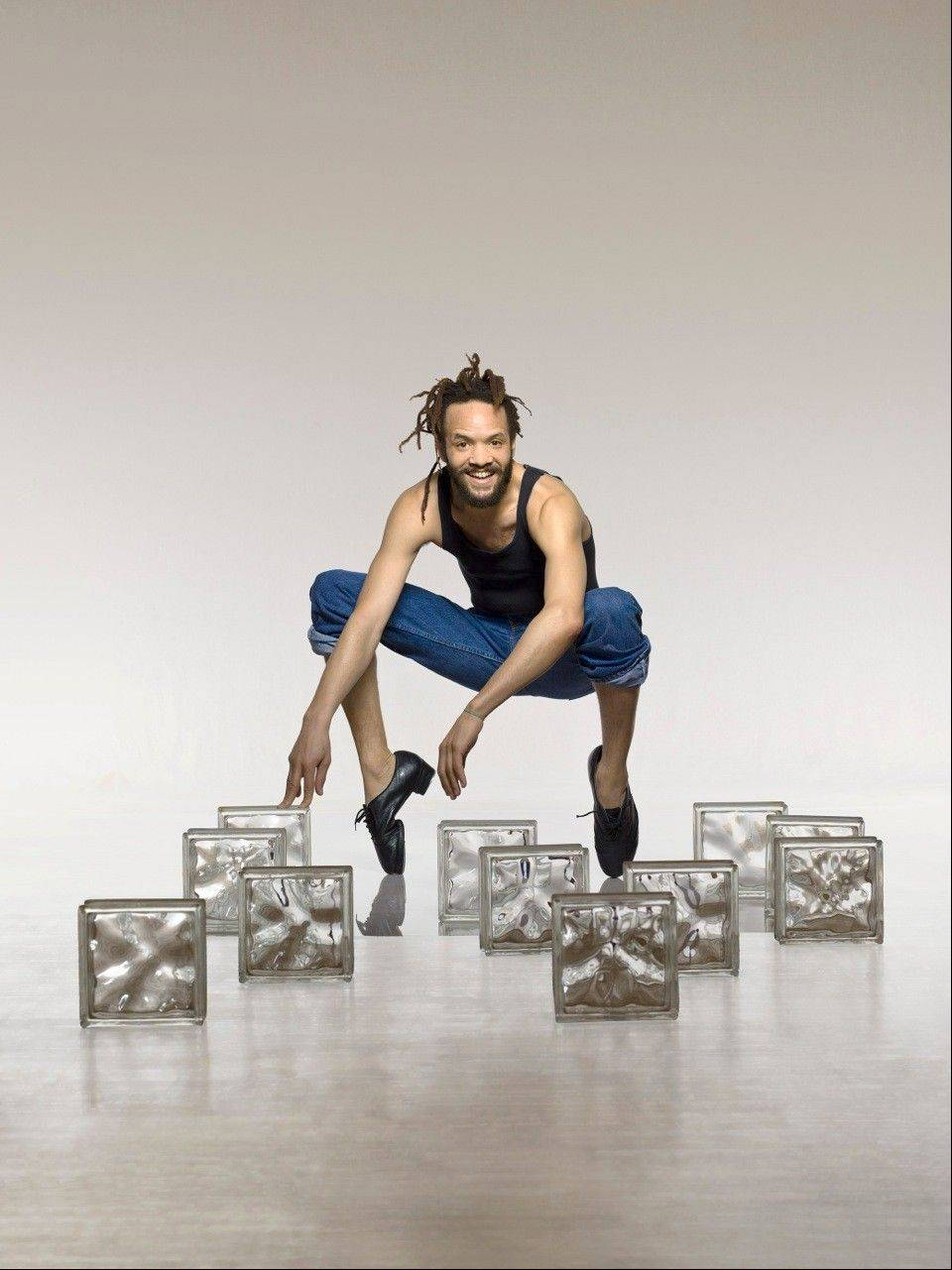 "Tony Award-winner Savion Glover brings his show ""STePz"" to Millennium Park's Harris Theater for Music and Dance in Chicago on Friday, Jan. 24."