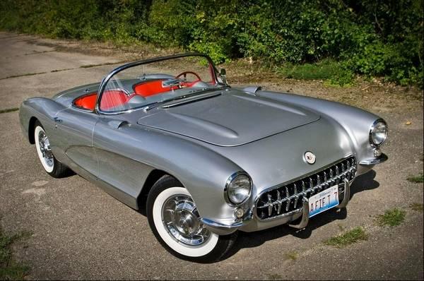 Teenage Flame Turns Into Lifelong Love Of 1957 Corvette
