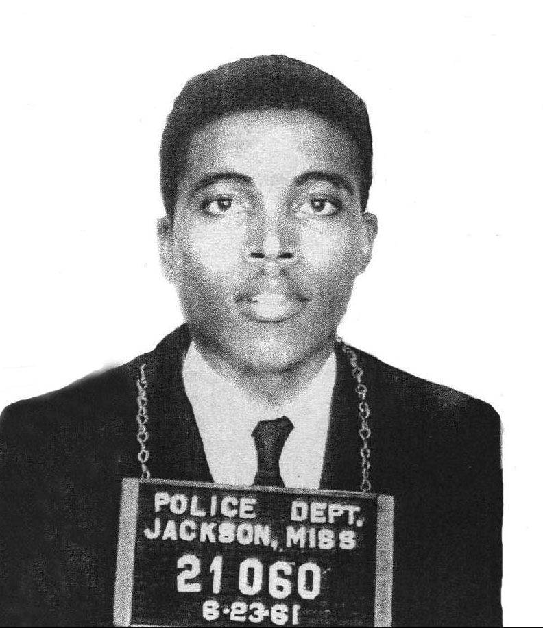 Thomas Armstrong was arrested on June 23, 1961, after waiting to board a bus in a room reserved for whites. Armstrong joined incarcerated Freedom Riders, who sang hymns through the night behind bars.