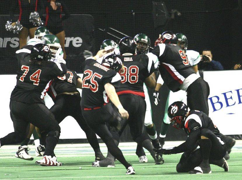 After struggling with financial difficulties, the Chicago Slaughter have canceled their upcoming 2014 season, triggering Sears Centre management in Hoffman Estates to begin searching for a new team that would be ready to play in 2015.