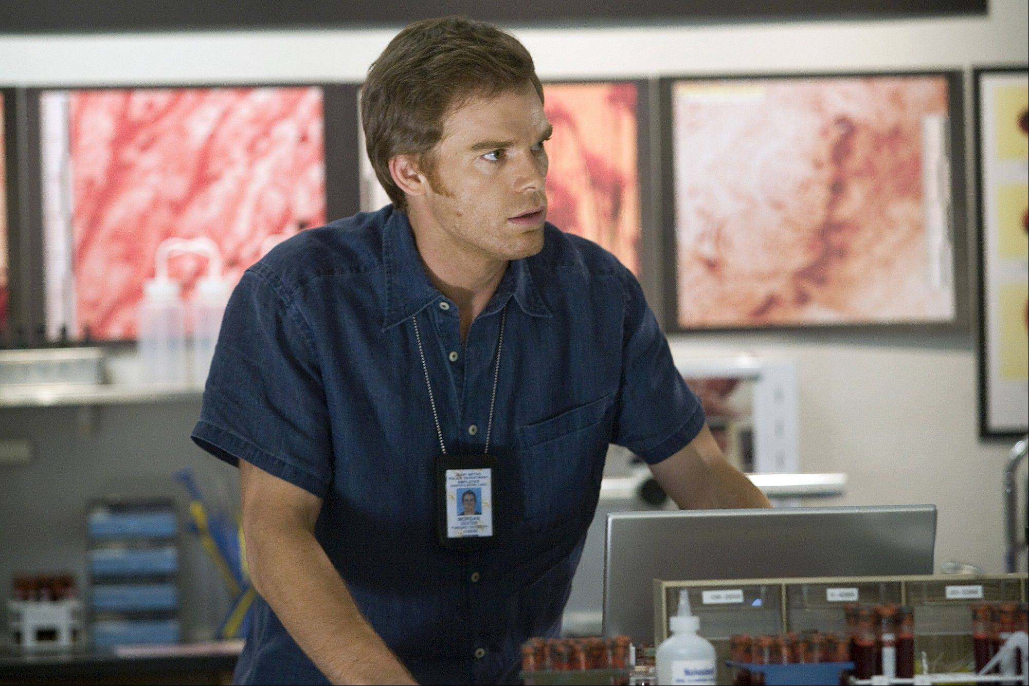Michael C. Hall, promoting his movie �Cold in July� at the Sundance Film Festival, said in an interview that he agreed with Showtime executives who recently declared that any potential �Dexter� spinoff series would have to include Hall.