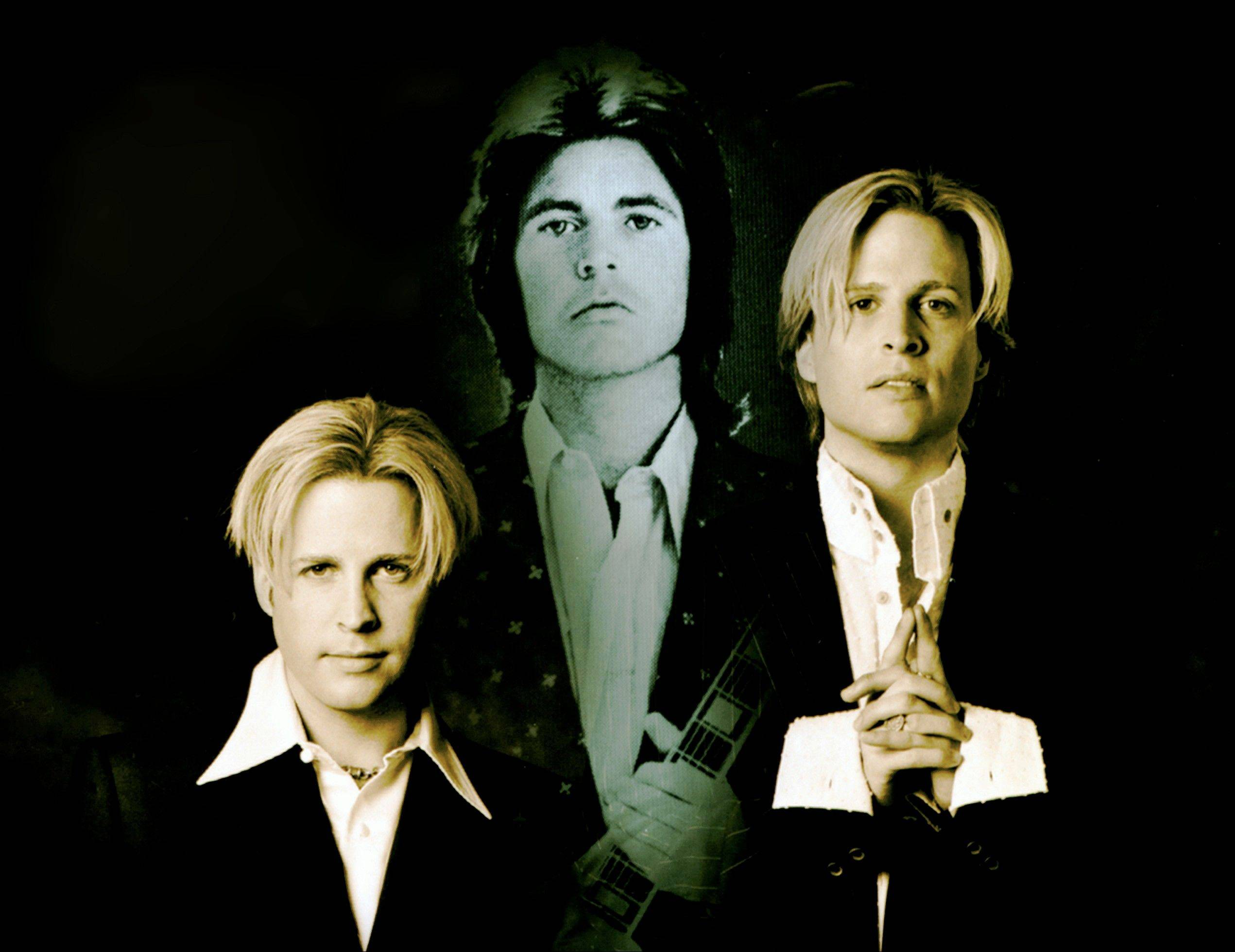 "Matthew Nelson, left, and his twin brother Gunnar, sons of the late 1950s teen idol Ricky Nelson, present ""Ricky Nelson Remembered"" on Sunday, March 30, at the Arcada Theatre in St. Charles. Tickets are now on sale."