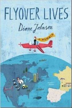 "Diane Johnson will discuss her new memoir, ""Flyover Lives,"" at the Cook Park Library."