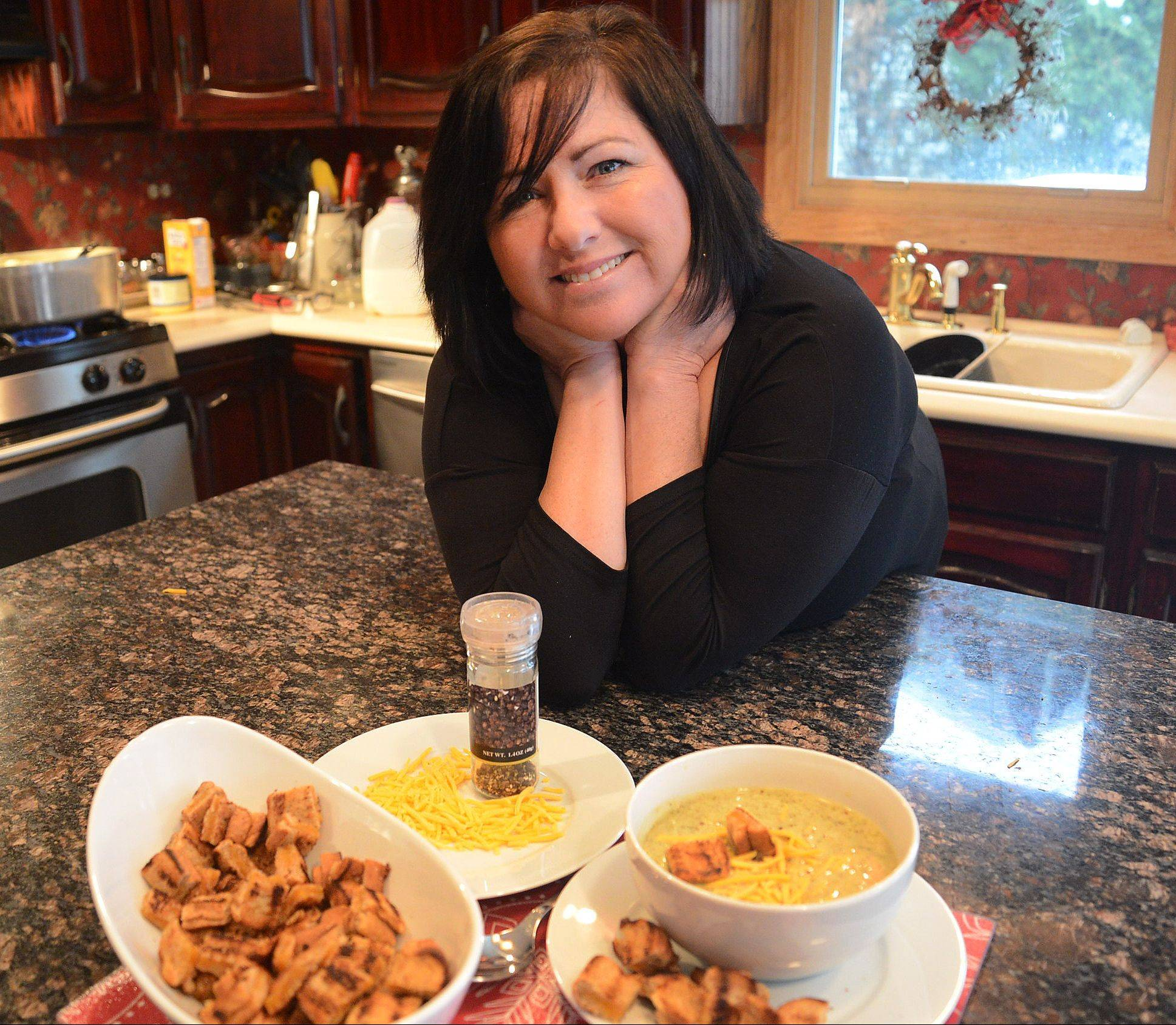 It doesn't matter if she's cooking for 20 or 200, Patty Nicpon puts her heart into her meals. Patty shares her recipe for grilled pork and vegetables at dailyherald.com/lifestyle/food.