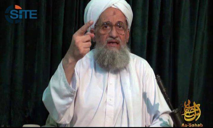 "This is al-Qaida leader Ayman al-Zawahri. Israel on Wednesday said it had foiled an ""advanced"" al-Qaida plan to carry out a suicide bombing on the U.S. Embassy in Tel Aviv and bomb other targets, in what analysts said was the first time the global terror network's leadership has been directly involved in plotting an attack inside Israel."