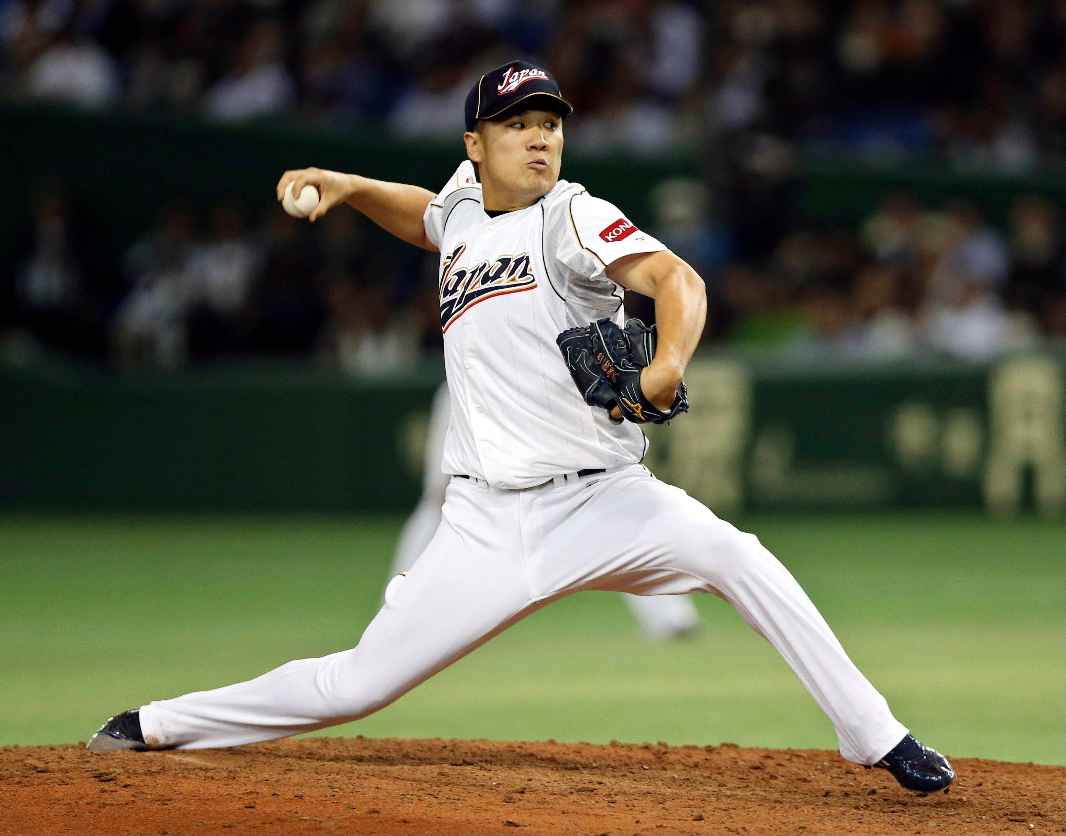 Japan's Masahiro Tanaka and the New York Yankees agreed Wednesday to a $155 million, seven-year contract. In addition to the deal with the pitcher, the Yankees must pay a $20 million fee to the Japanese team of the 25-year-old right-hander, the Rakuten Golden Eagles.
