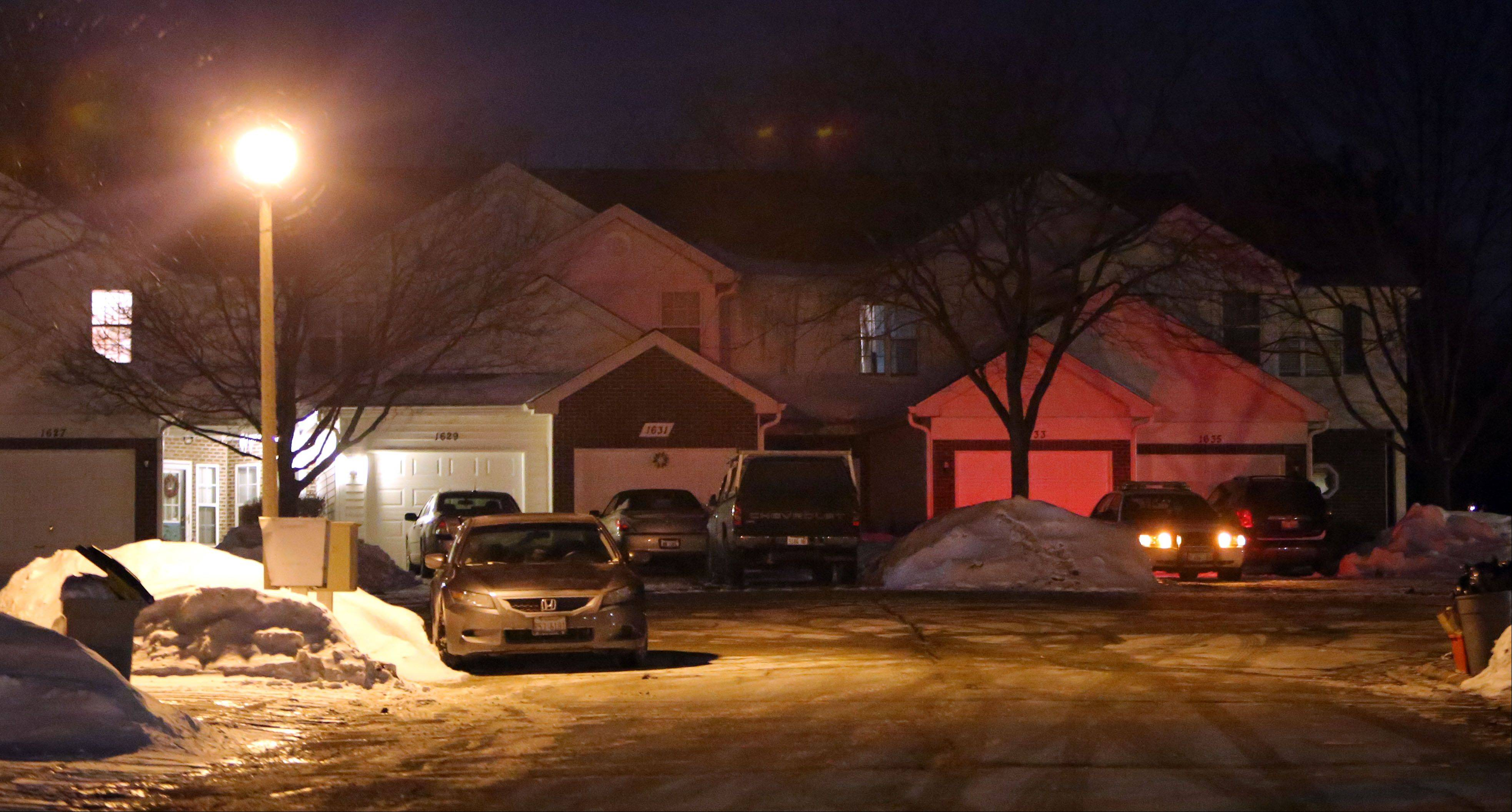 A 14-year-old girl faces first-degree murder charges in the stabbing death of her 11-year-old half-sister in their Mundelein home Tuesday.