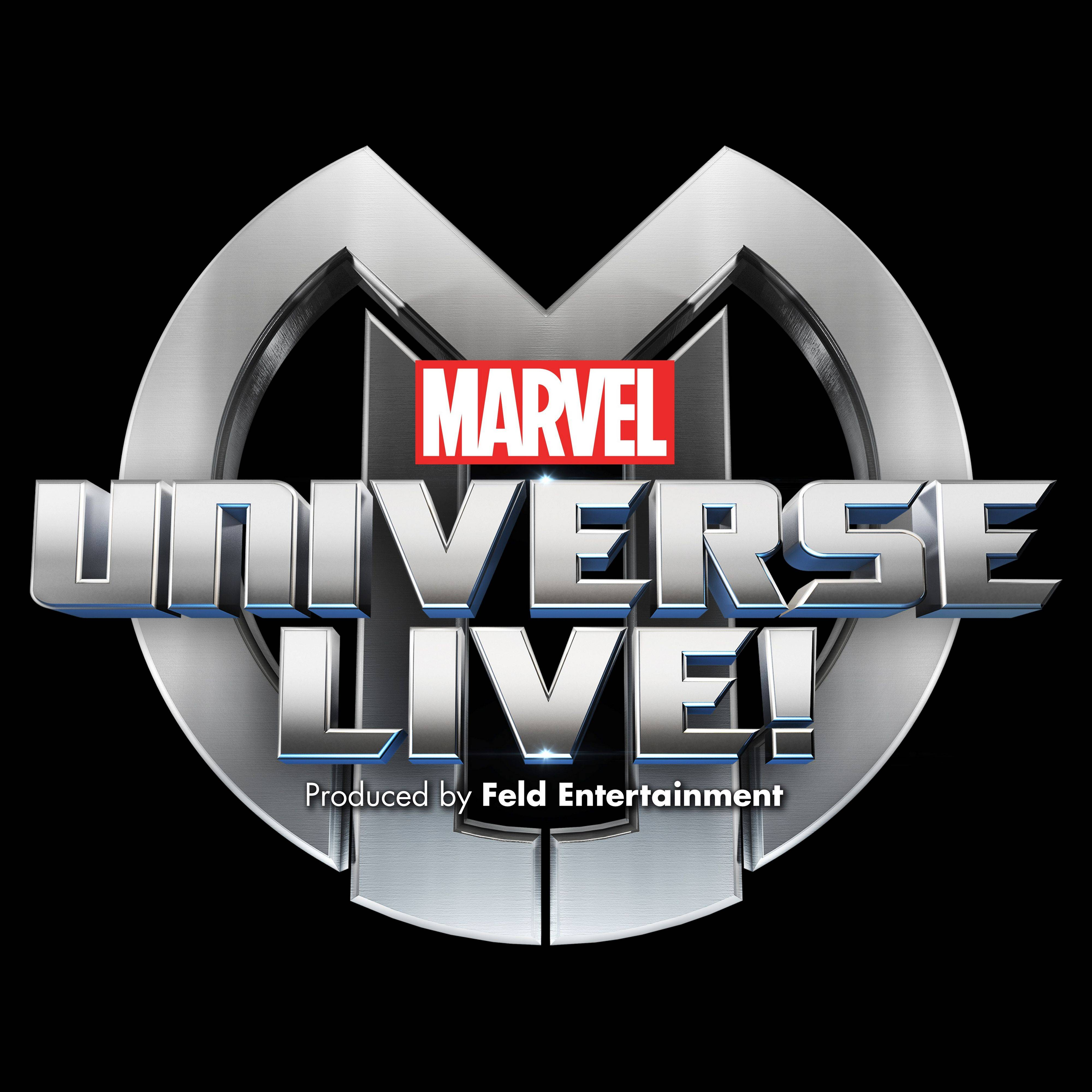 Twenty-five Marvel superheroes and villains star in �Marvel Universe LIVE!,� coming to Rosemont�s Allstate Arena and Chicago�s United Center in September 2015.