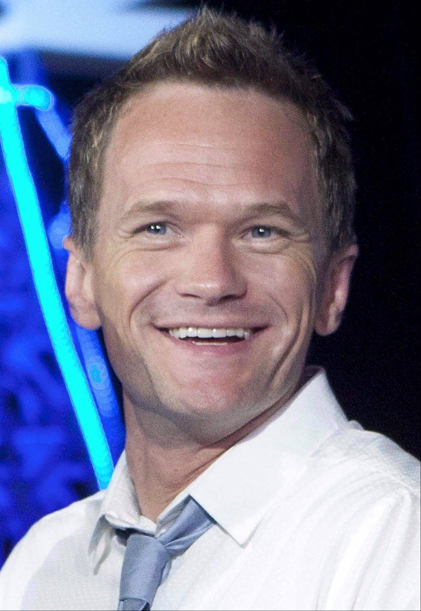Neil Patrick Harris was named as Harvard University's Hasty Pudding Theatricals 2014 Man of the Year on Thursday.