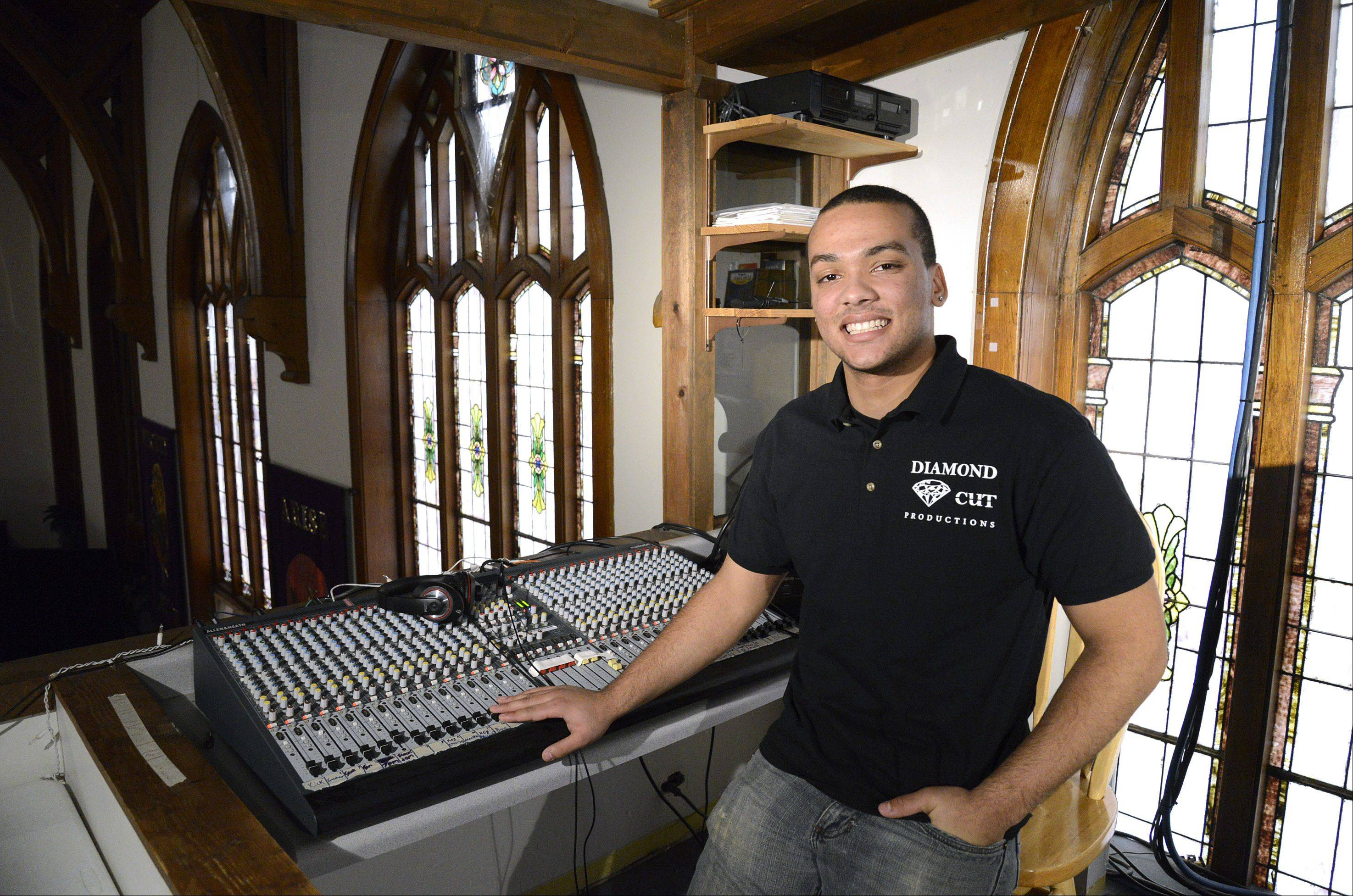 A business owner at just 17, Breje Whitt plans to make a career in the music industry. The Elgin teen three months ago launched Diamond Cut Productions, a sound/lighting/DJ business, mostly with money he earned while performing with BarlowGirl, an acclaimed Christian rock band.