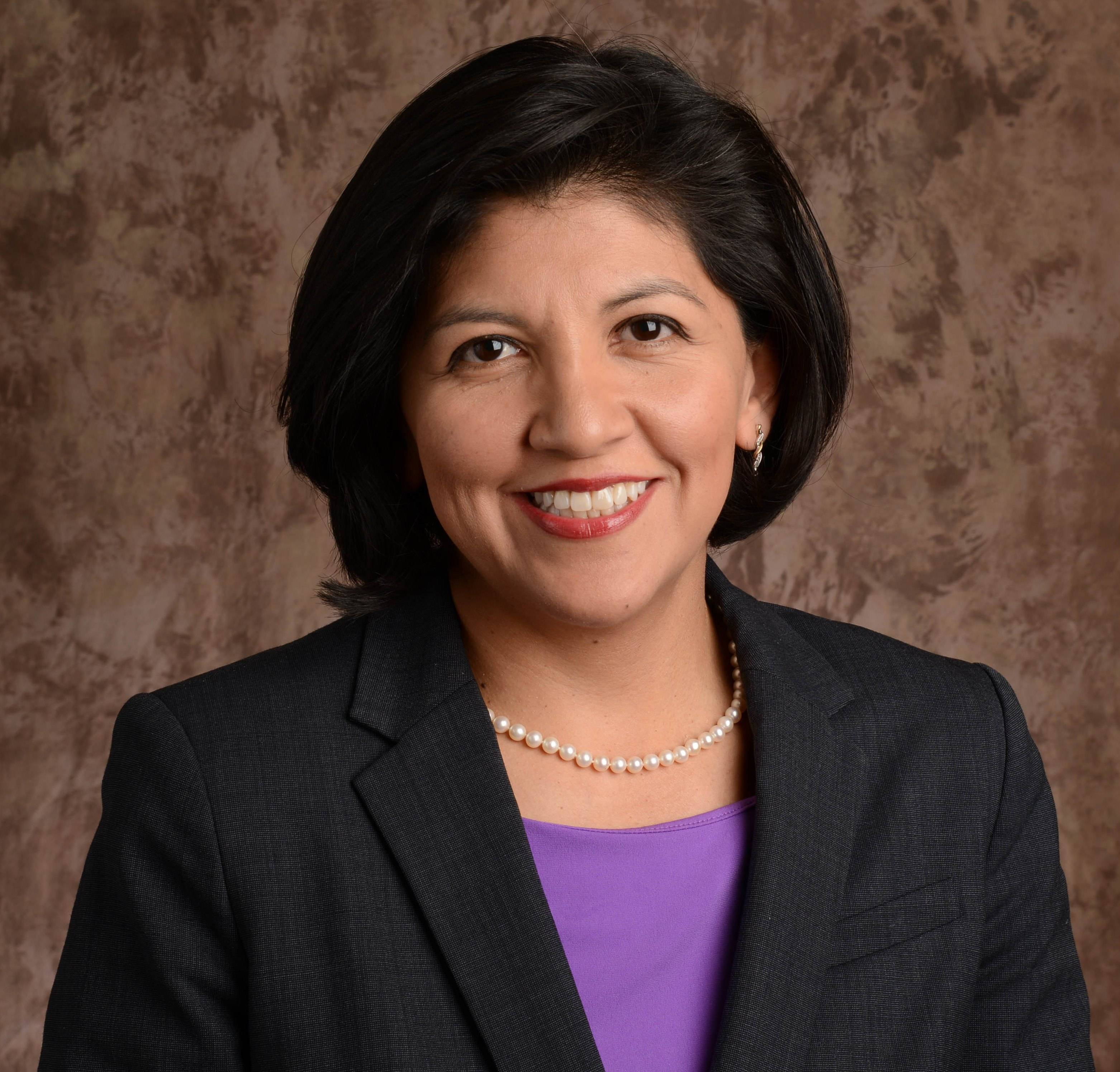 Carmen Heredia-Lopez, CTPF's New Chief Investment Officer