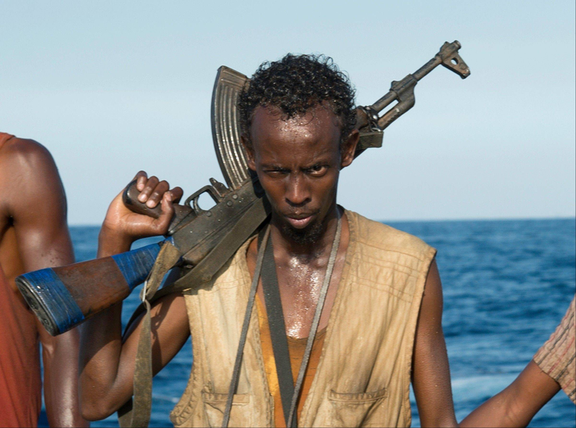 "Oscar nominee Barkhad Abdi stars in ""Captain Phillips,"" now available on Blu-ray, DVD and video on-demand services."
