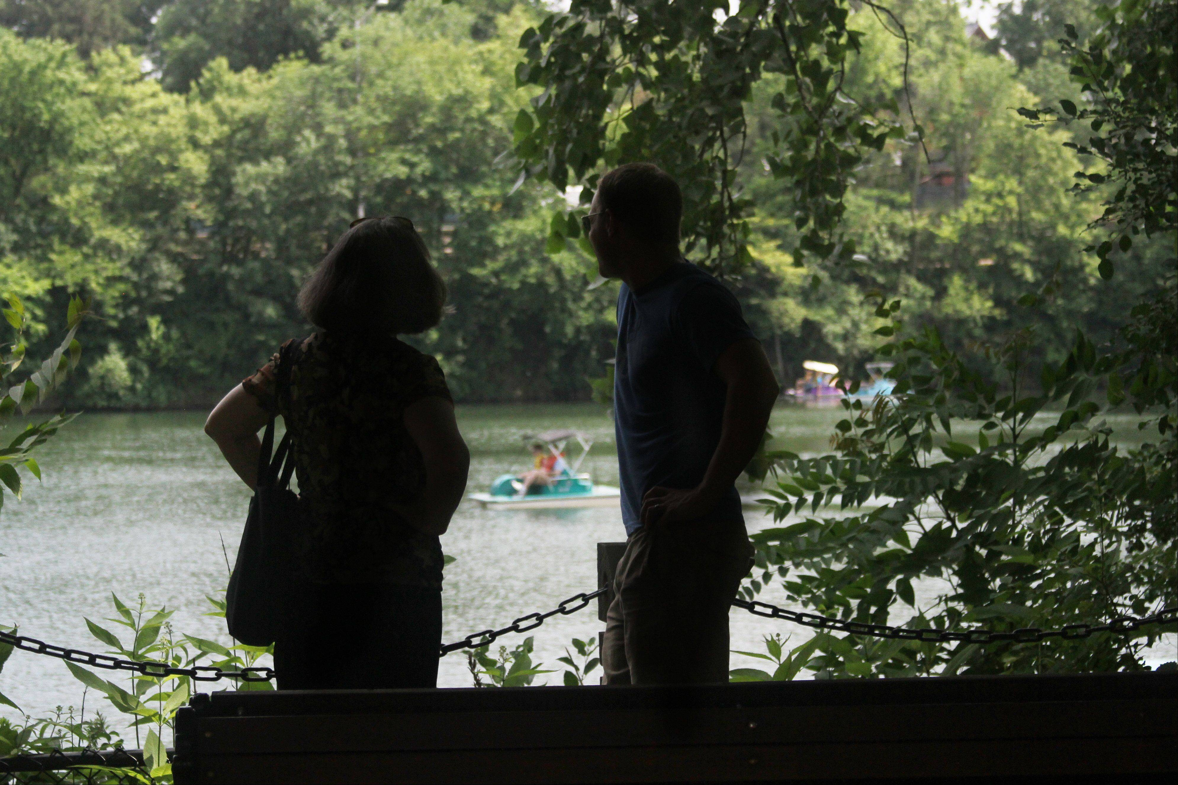 Paddleboats are set to be joined by kayaks this summer in the Paddleboat Quarry along the Naperville Riverwalk, park district officials said.