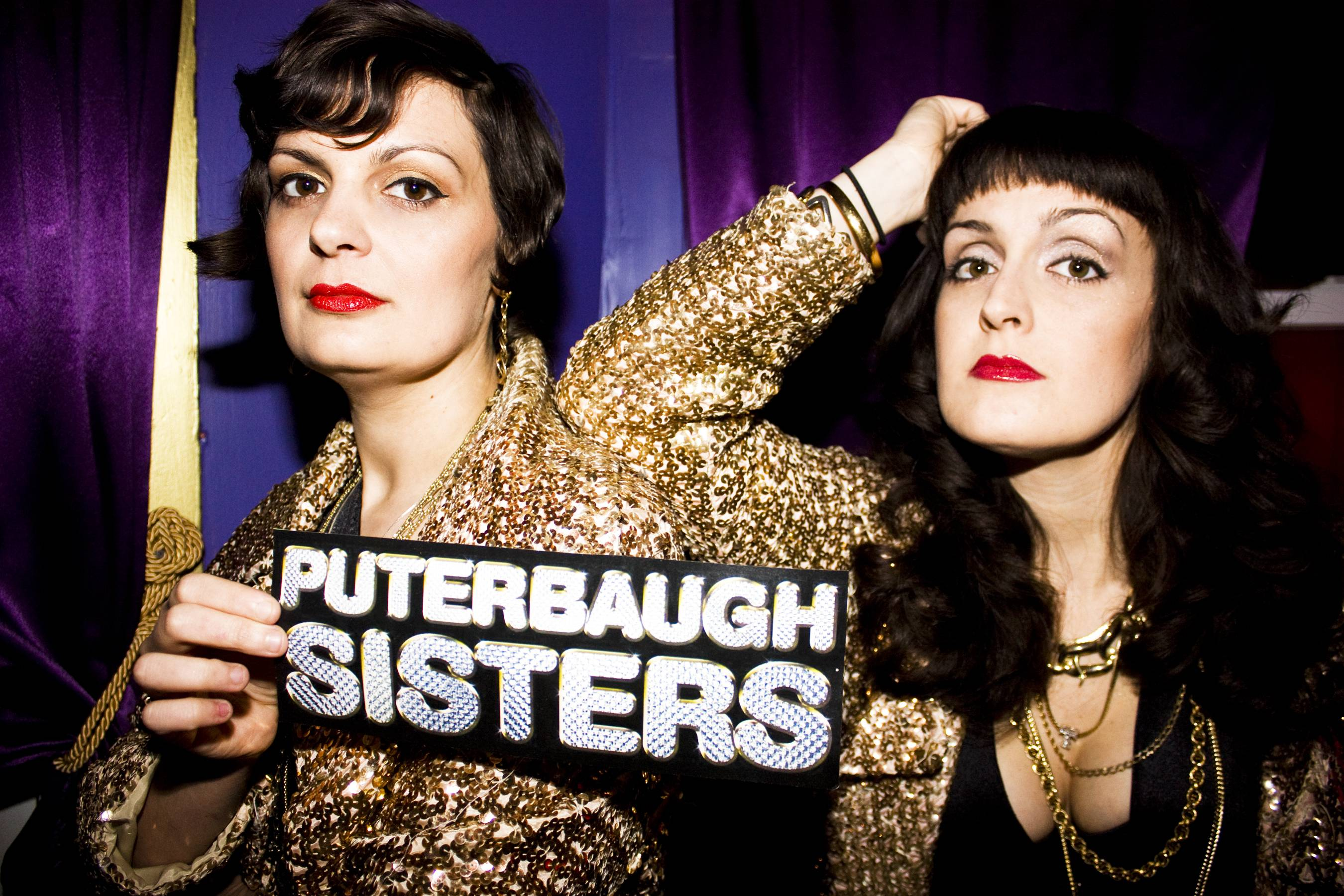 The Puterbaugh Sisters will appear at the Park West on Saturday, February 15 at 7:30 p.m. as part of the More Bang for Your Buck Valentine's Day Rockin' Variety Show.