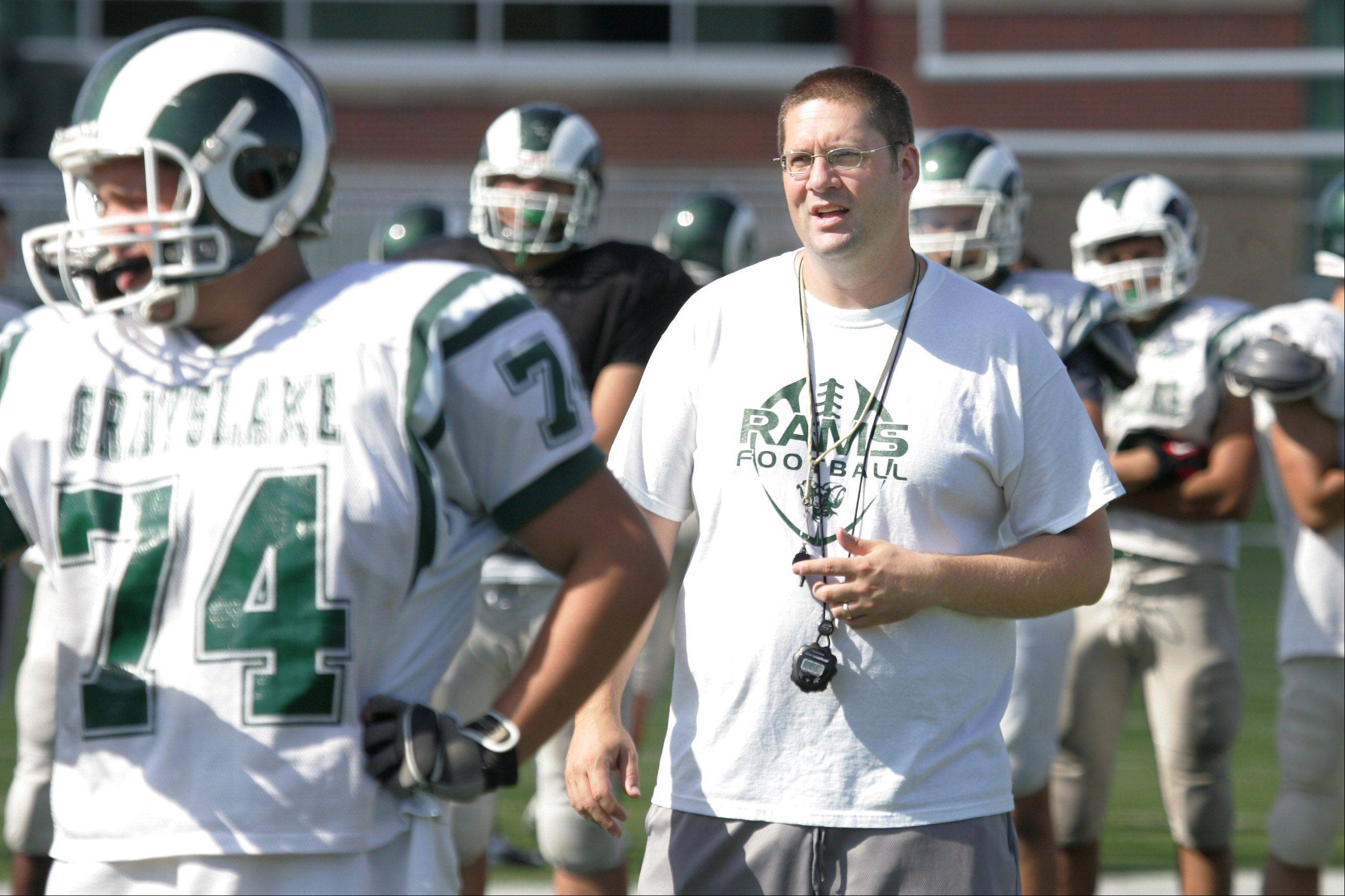 Ben Ault has resigned after two seasons as Grayslake Central�s head football coach.