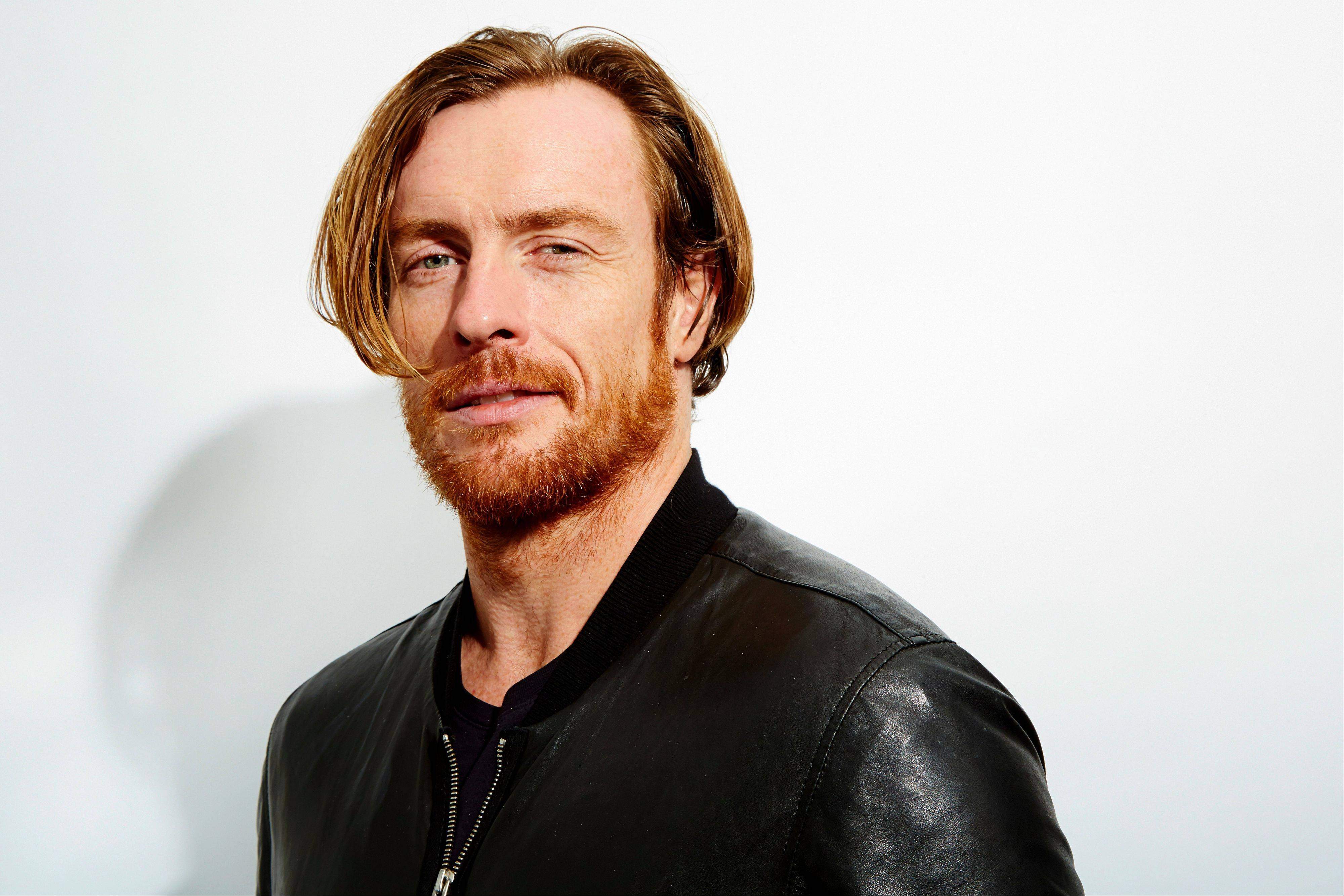 "Actor Toby Stephens stars in ""Black Sails,"" premiering Saturday on Starz."