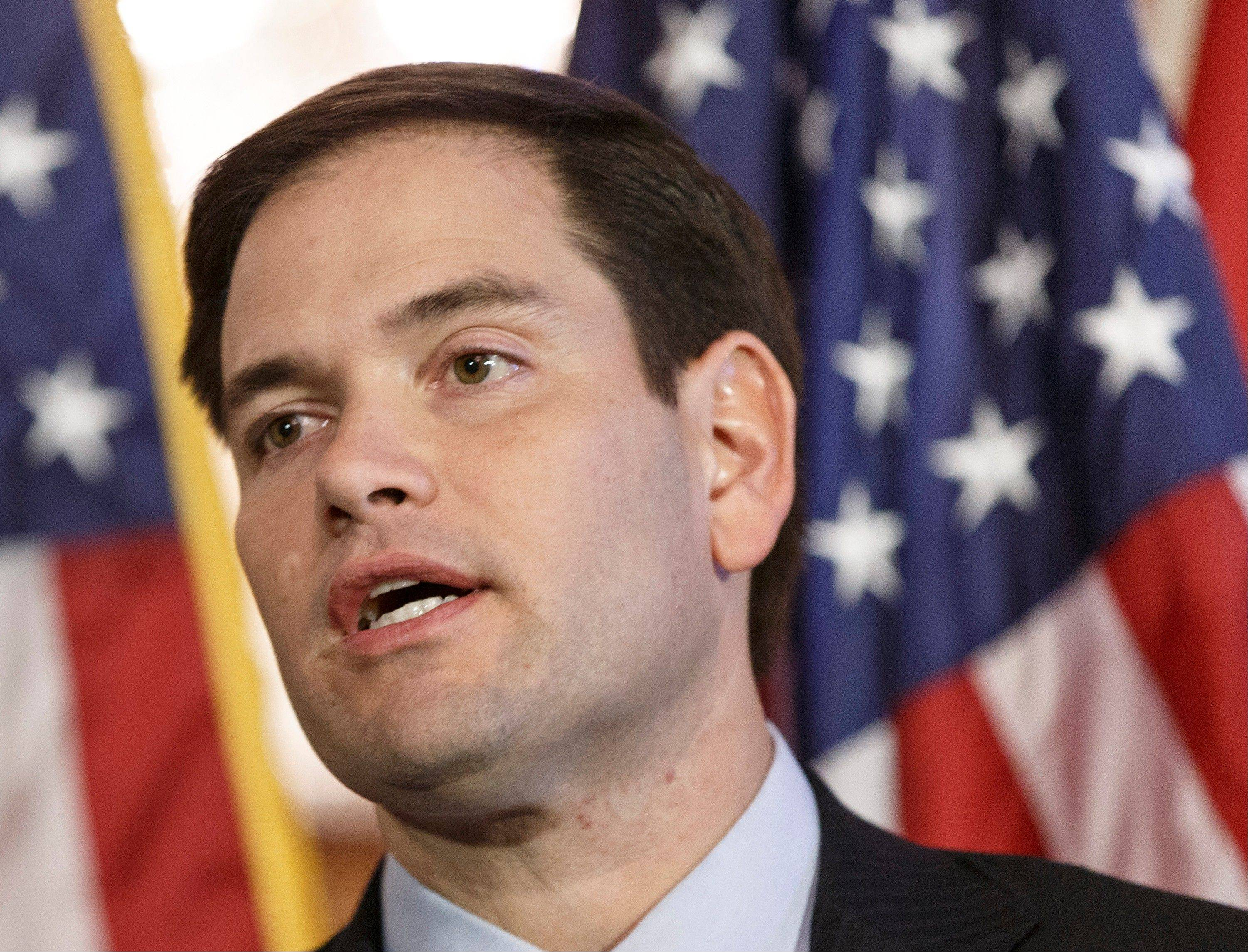 A look at potential presidential candidate Marco Rubio