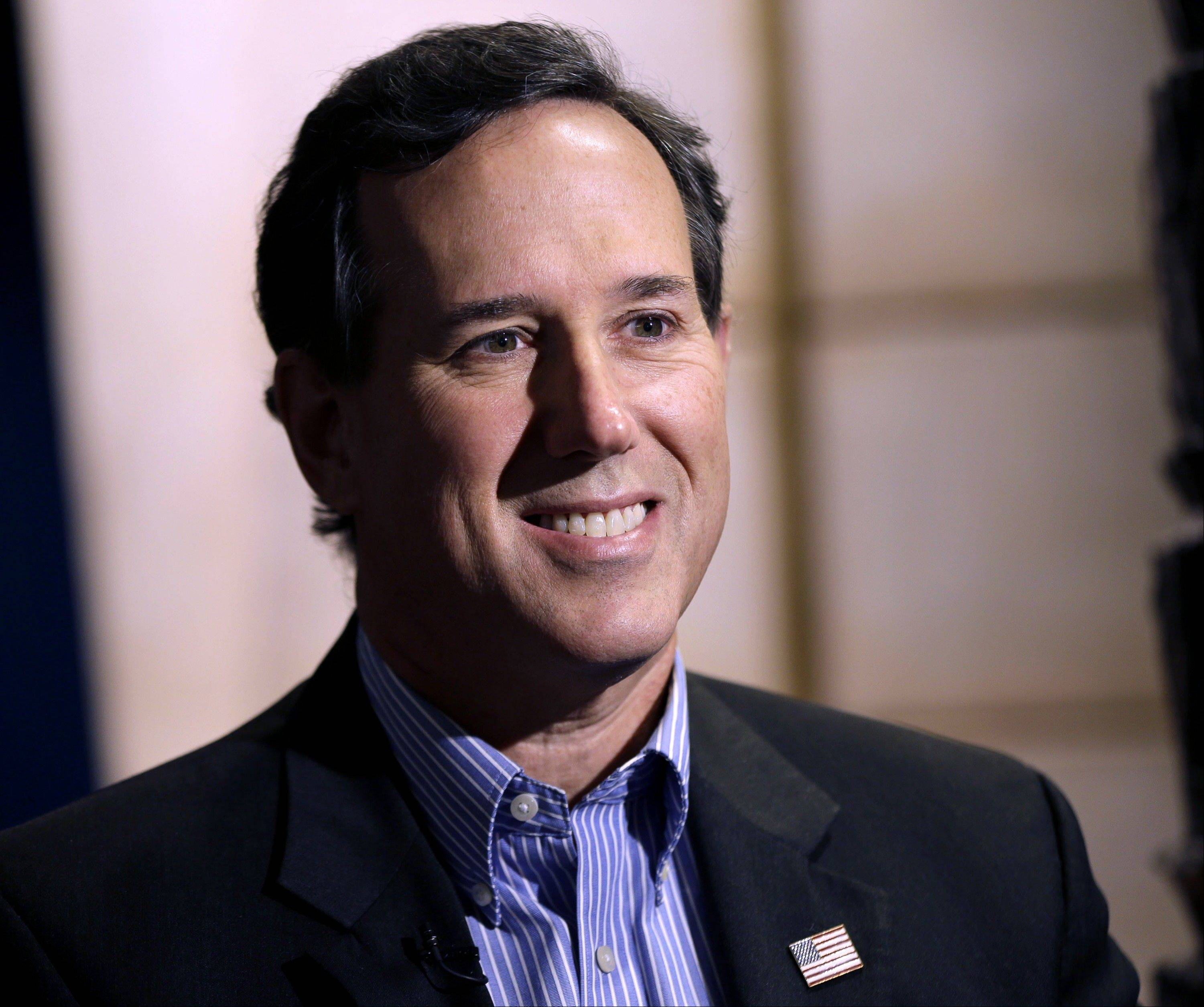 A look at potential presidential candidate Rick Santorum