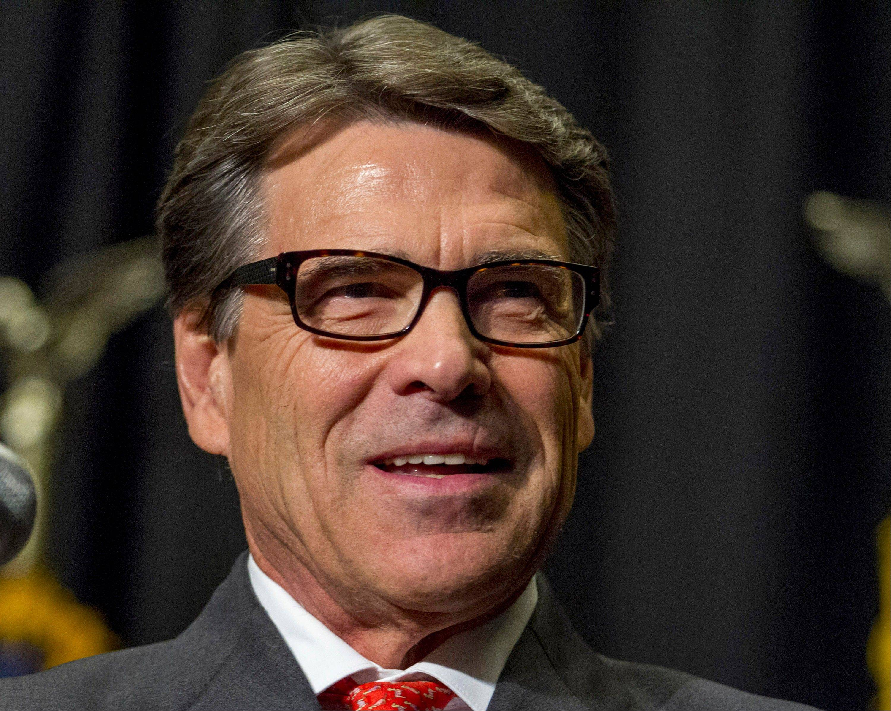 A look at potential presidential candidate Rick Perry