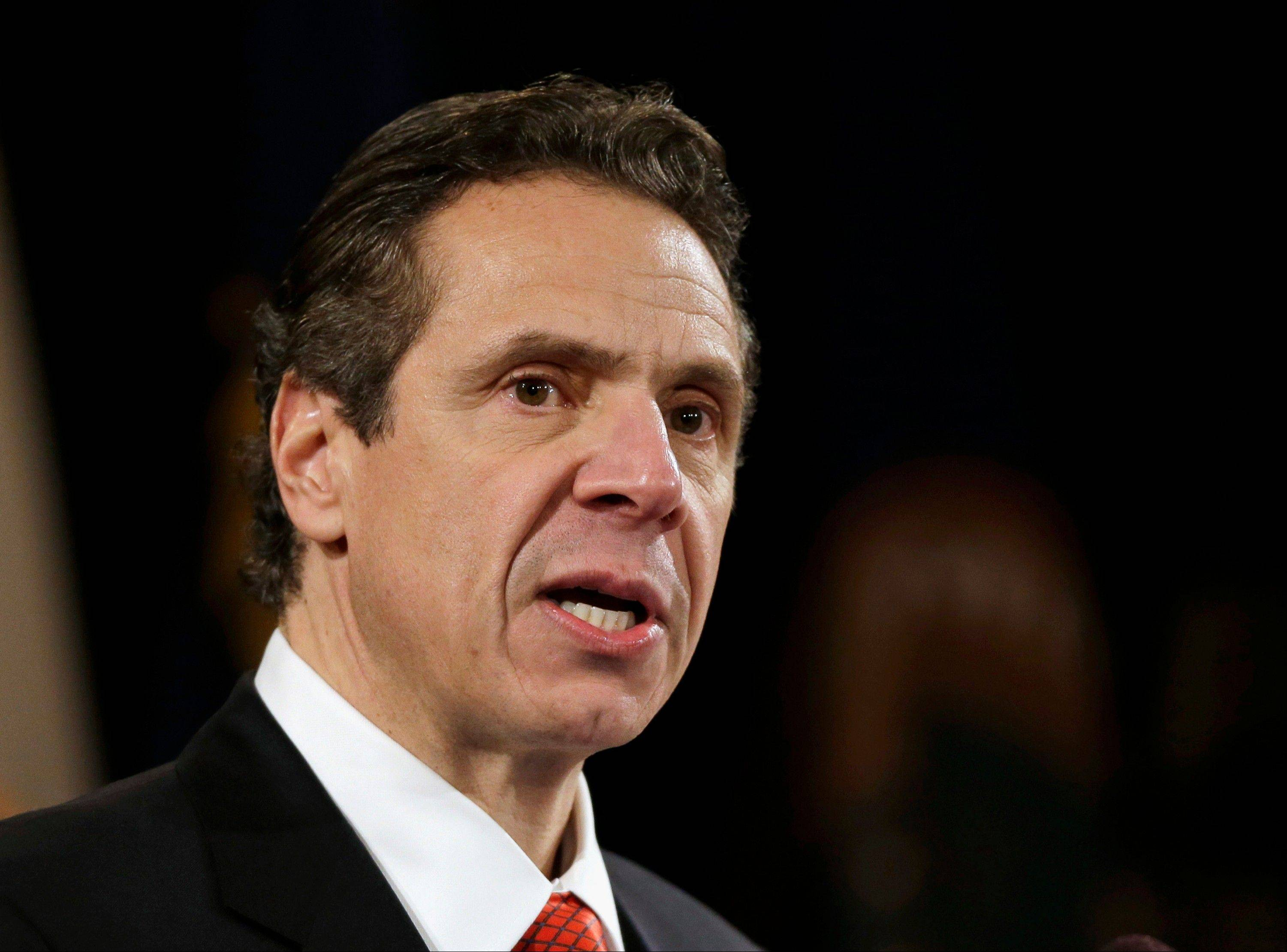 A look at potential presidential candidate Andrew Cuomo