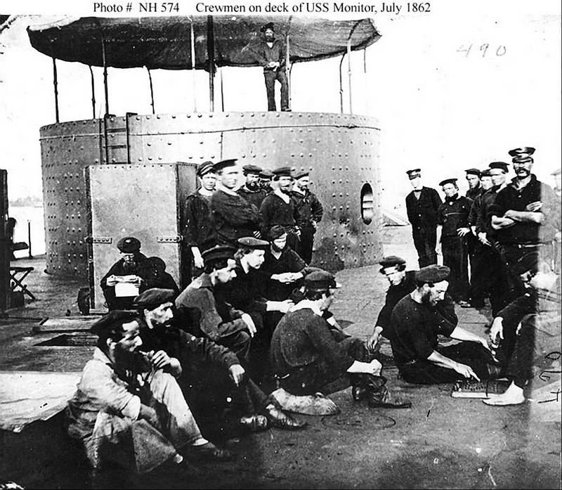 Image result for anchor of the uss monitor retrieved