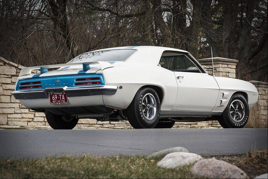 1969 Pontiac Trans Am Firebird