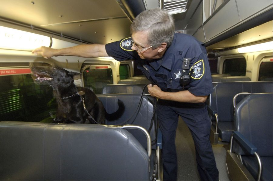 What should the future hold for Metra's police force?