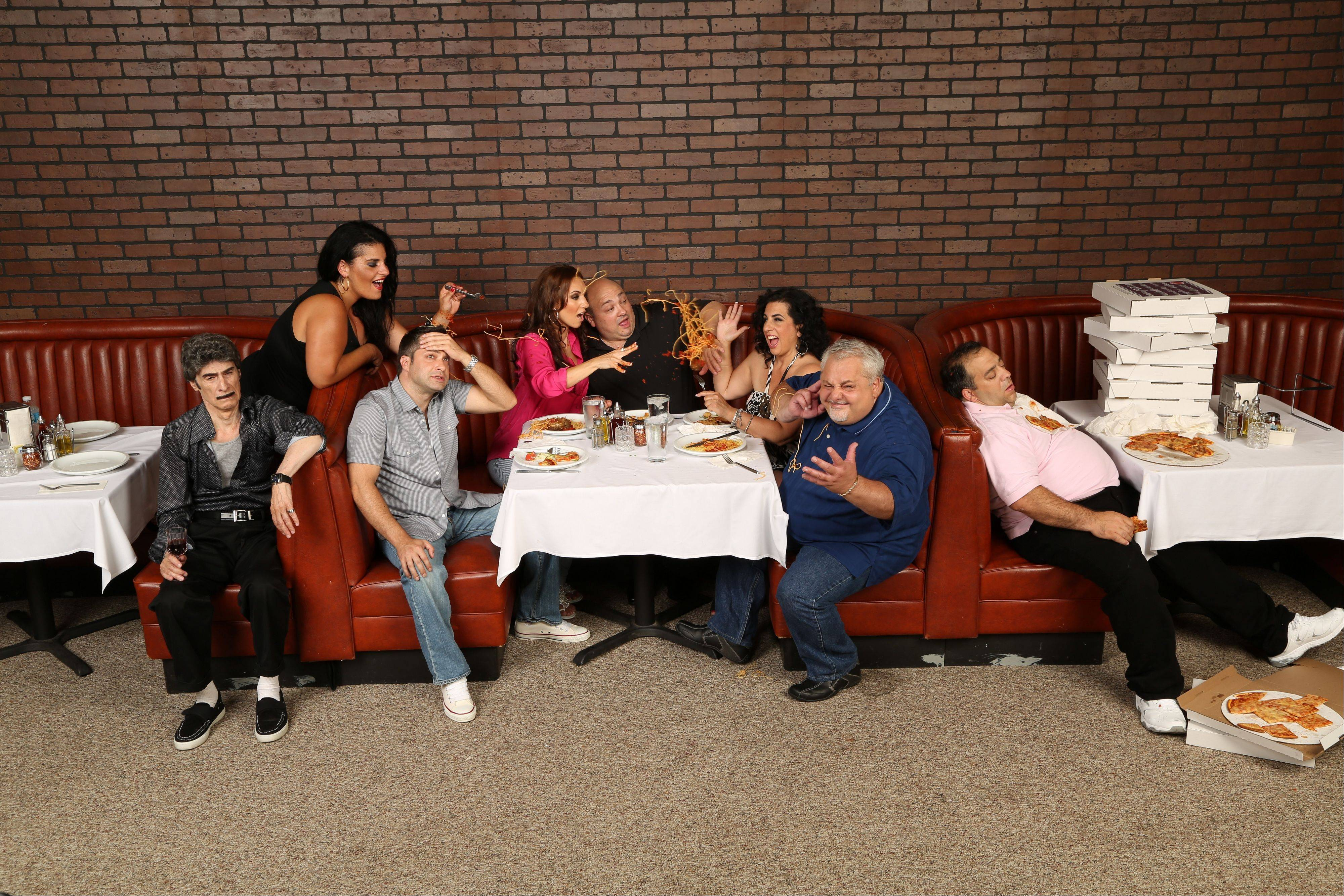Lombard restaurant family in reality TV's 'The Capones'