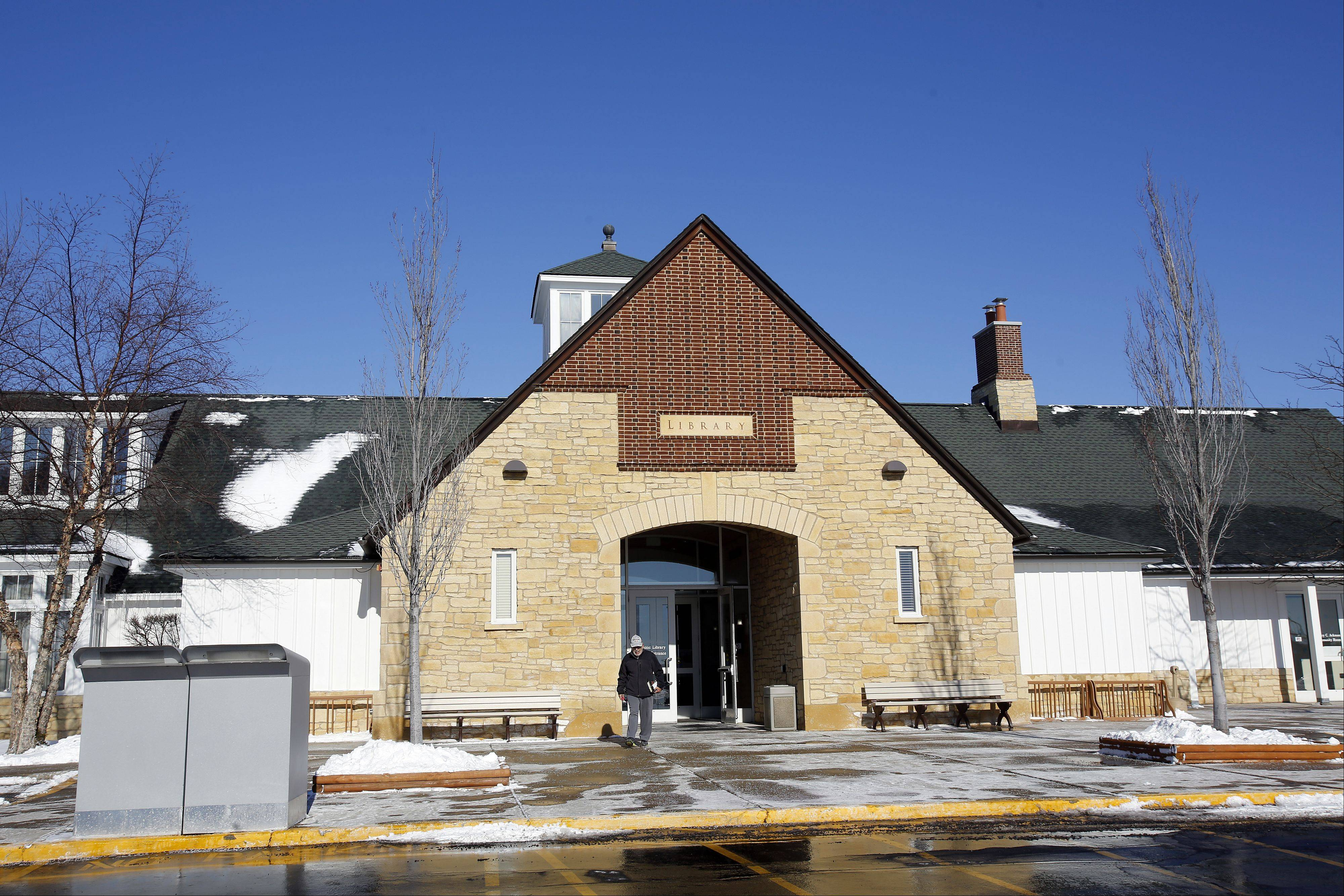 The Huntley Area Public Library is celebrating its 25th anniversary this year.