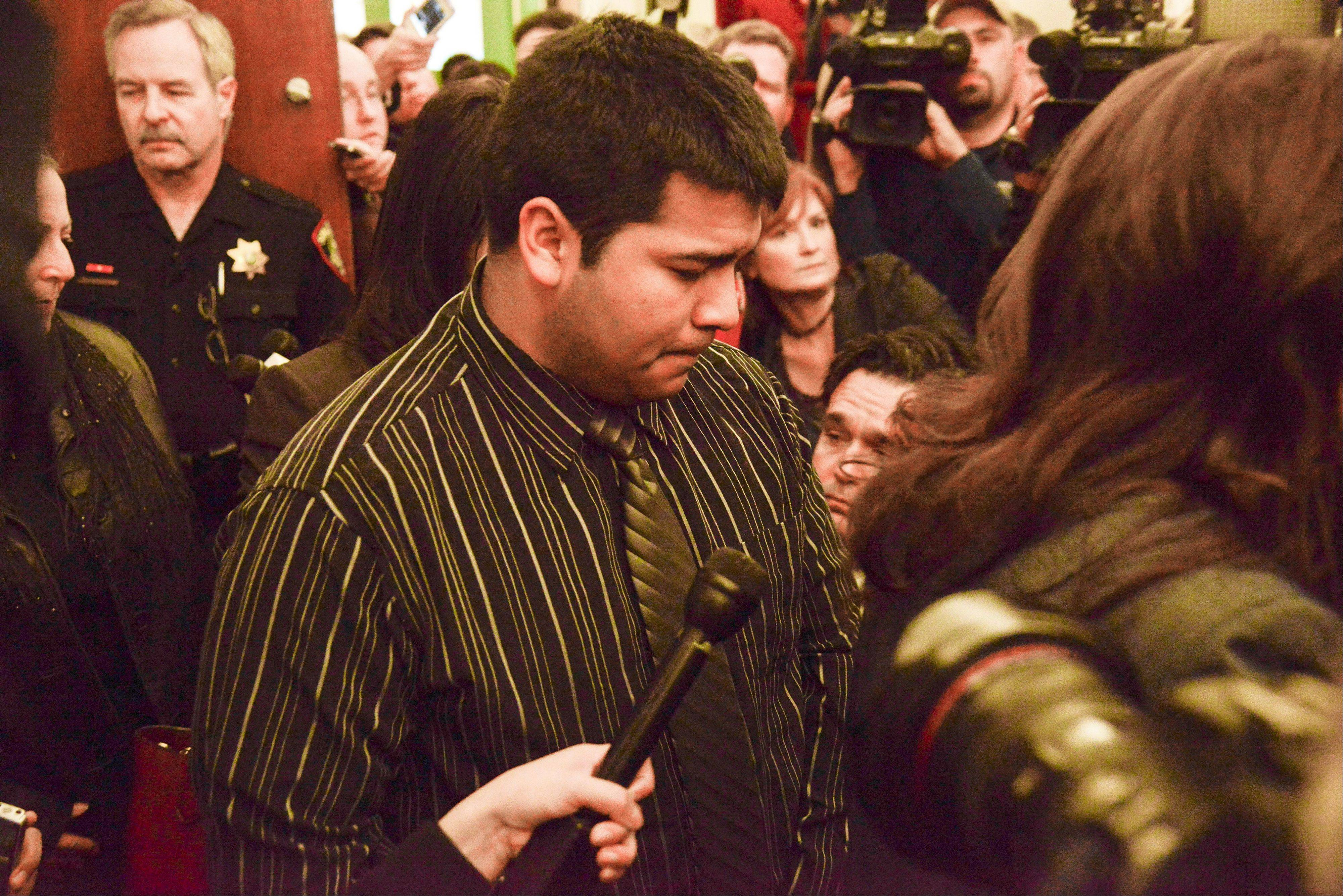 Before Marlise Munoz, a pregnant brain-dead Texas woman was taken off life support over the weekend at the end of a long legal battle, her husband said he decided to name what would have been the couple's second child. Erick Munoz said Monday, Jan. 27, he gave the 23-week-old fetus the name Nicole, the middle name of his late wife.