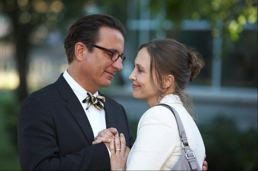 "George (Andy Garcia), a heart surgeon, shares an affair of the heart with Edith (Vera Farmiga) in the literate and witty romance ""At Middleton."""