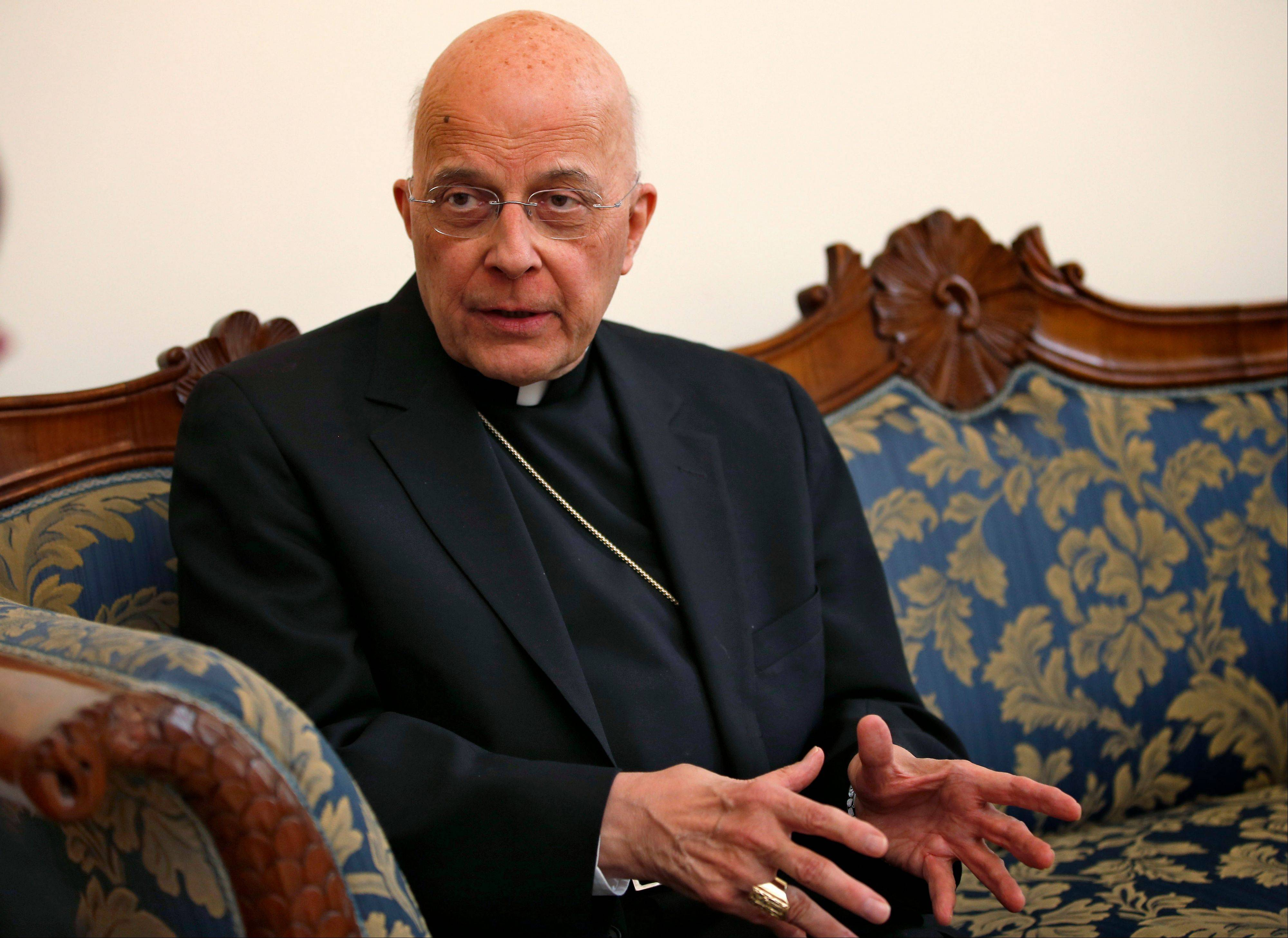When he turned 75, Cardinal Francis George of Chicago did what the church expects of an archbishop. He submitted his resignation so the pope could decide how much longer the cardinal could serve. But two years and one stunning papal retirement later, the decision now belongs to Pope Francis, in what will be his first major appointment in the United States.