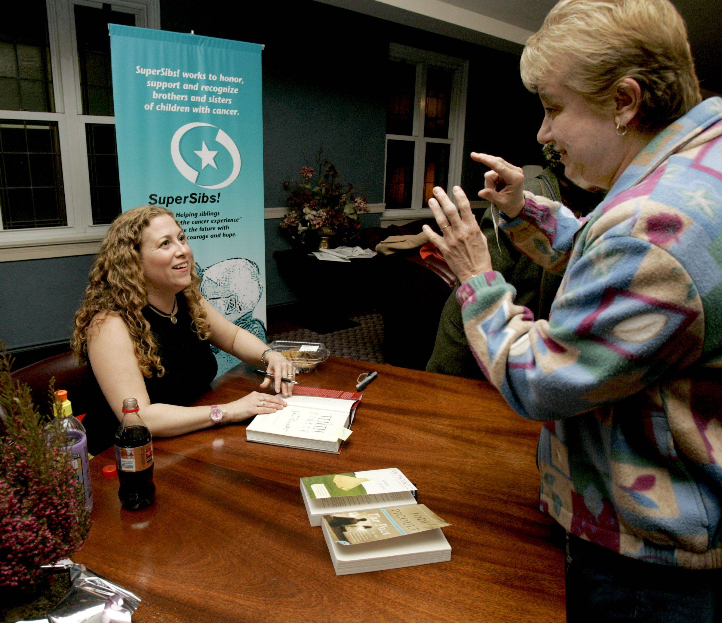 Naperville READS has brought well-known authors such as Jodi Picoult to Naperville since it began in 2002. This year's program features 12 authors who will give pep rally-style presentations in teams of three for local students and community members Feb. 3-6.
