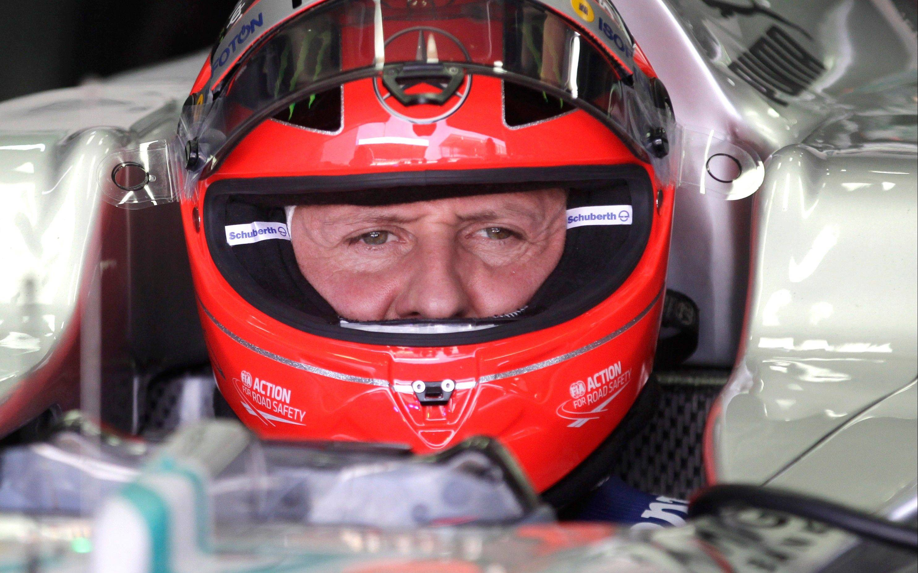Recently retired Grand Prix driver Michael Schumacher has been in a medically induced coma in a French hospital since he suffered a serious brain injury Dec. 29 after hitting his head in a skiing accident.