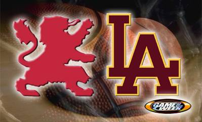 "Loyola Academy takes on St. Viator as part of the ""War on the Shore"" tripleheader on the CN100 Game of the Week."